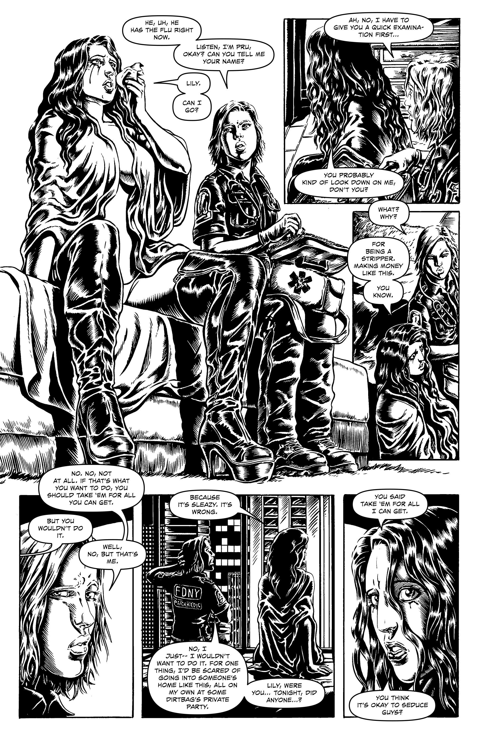 Read online Alan Moore's Cinema Purgatorio comic -  Issue #7 - 17