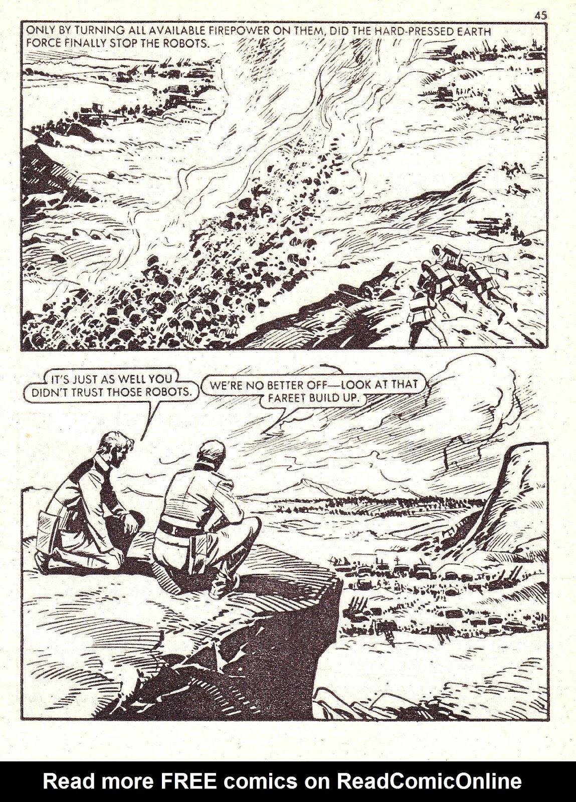 Starblazer issue 72 - Page 45