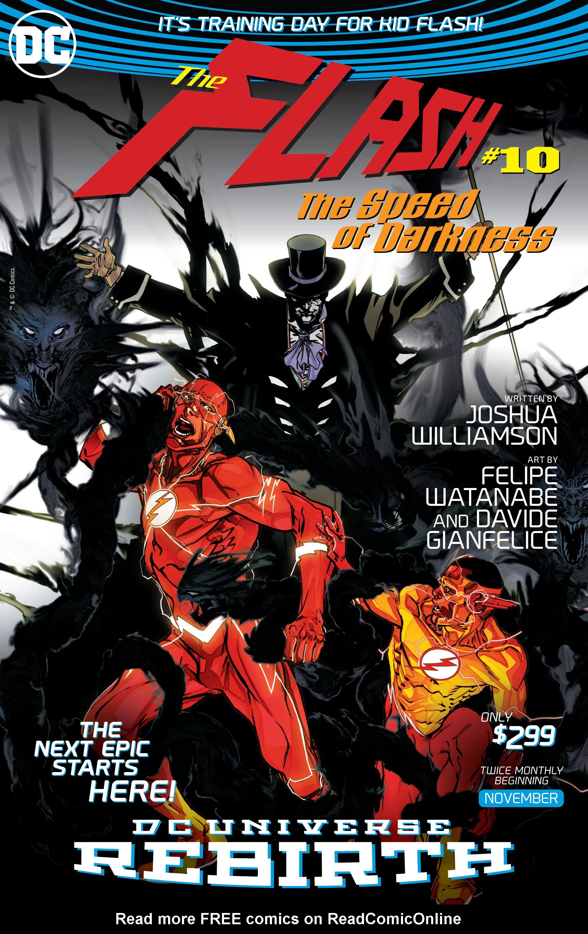 Read online Aquaman (2016) comic -  Issue #9 - 2