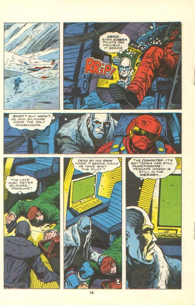 G.I. Joe European Missions issue 8 - Page 13