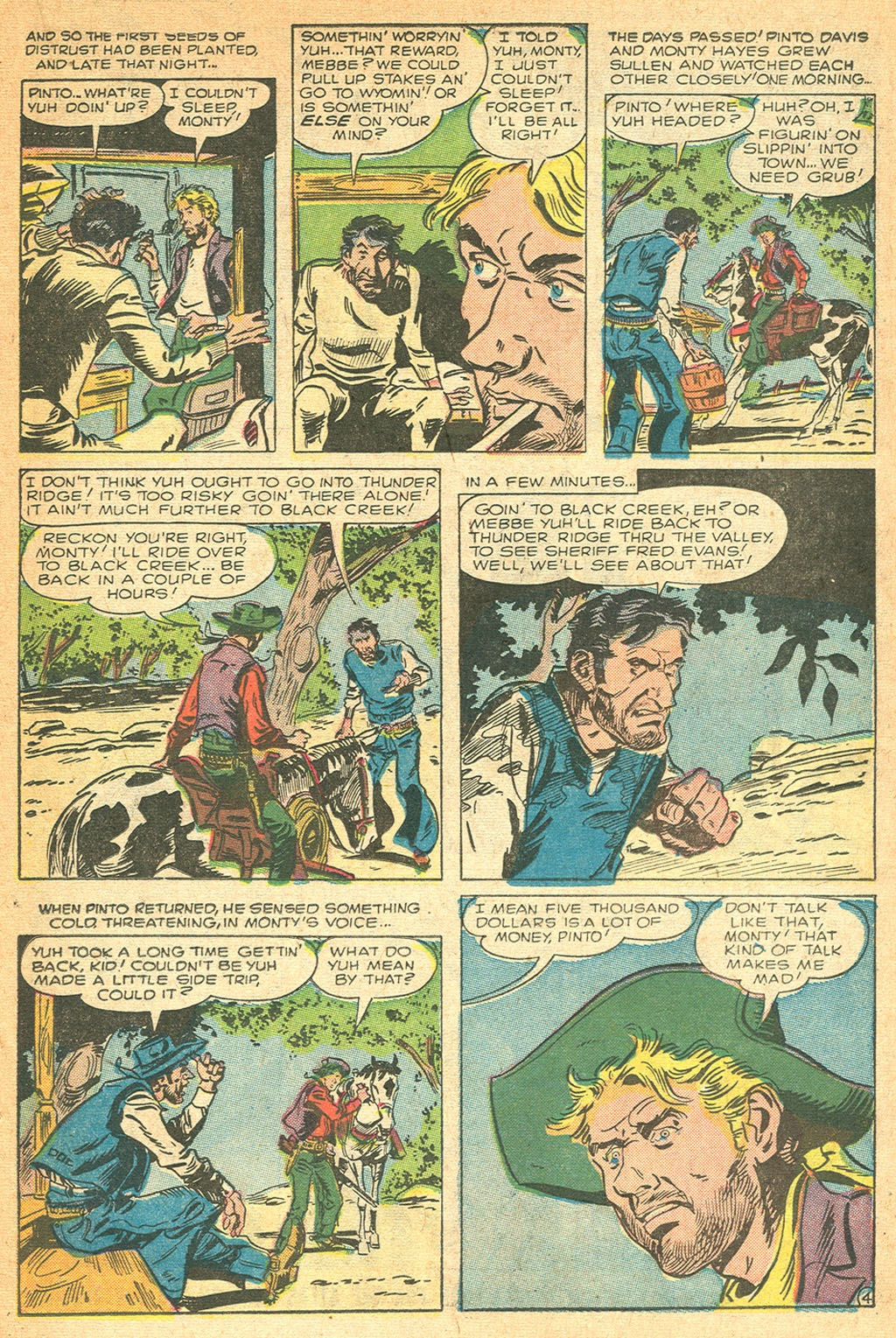 Kid Colt Outlaw issue 53 - Page 23