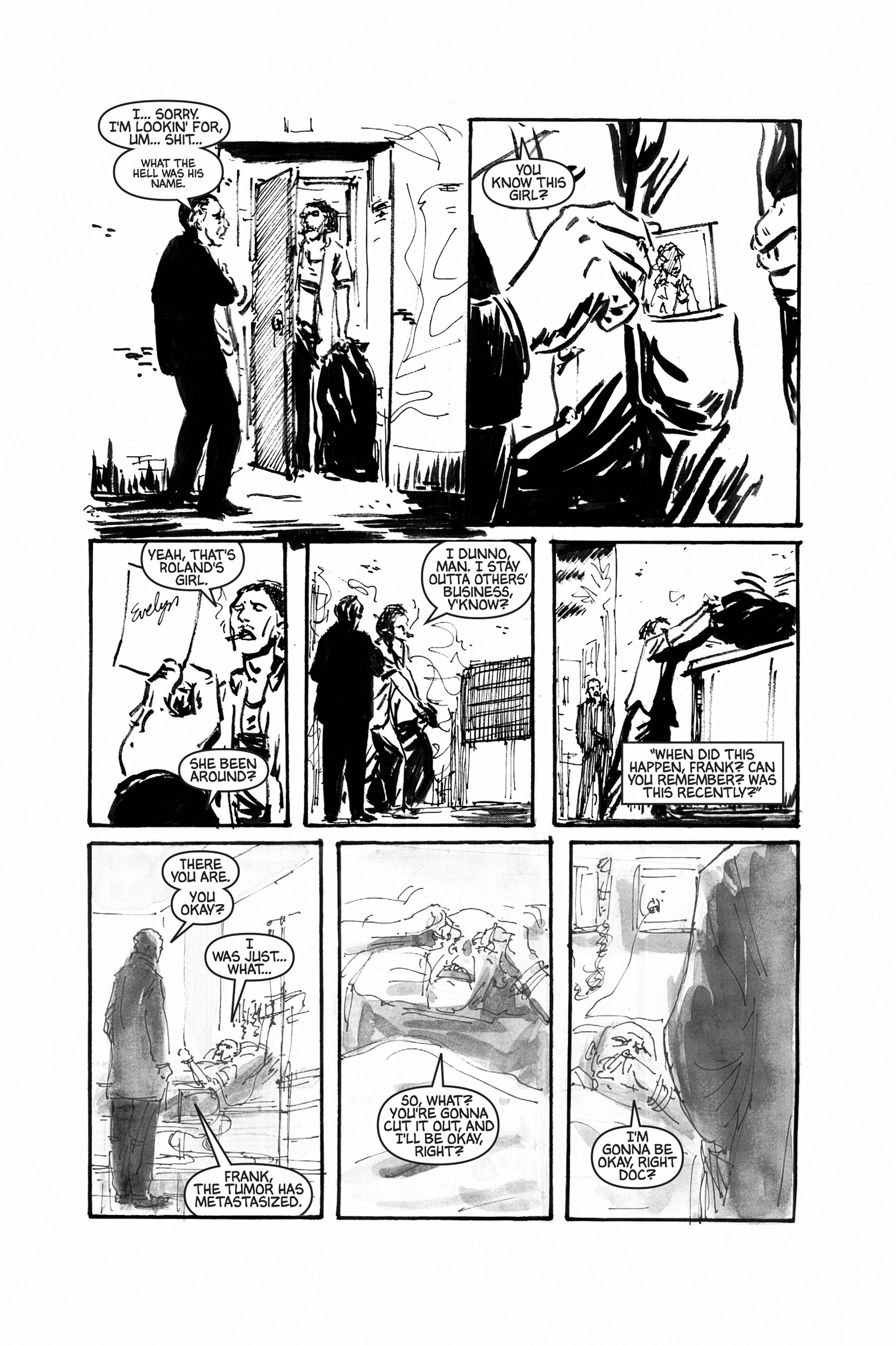 Read online Tumor comic -  Issue # TPB - 41