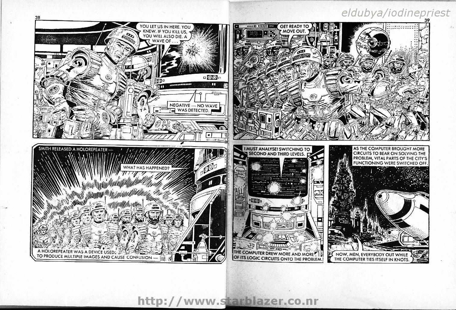 Starblazer issue 107 - Page 21