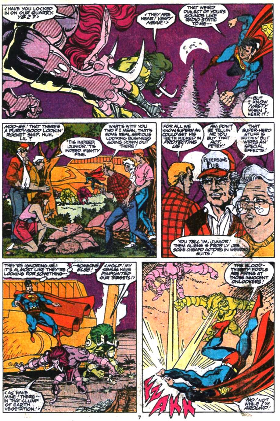 Read online Adventures of Superman (1987) comic -  Issue #469 - 8