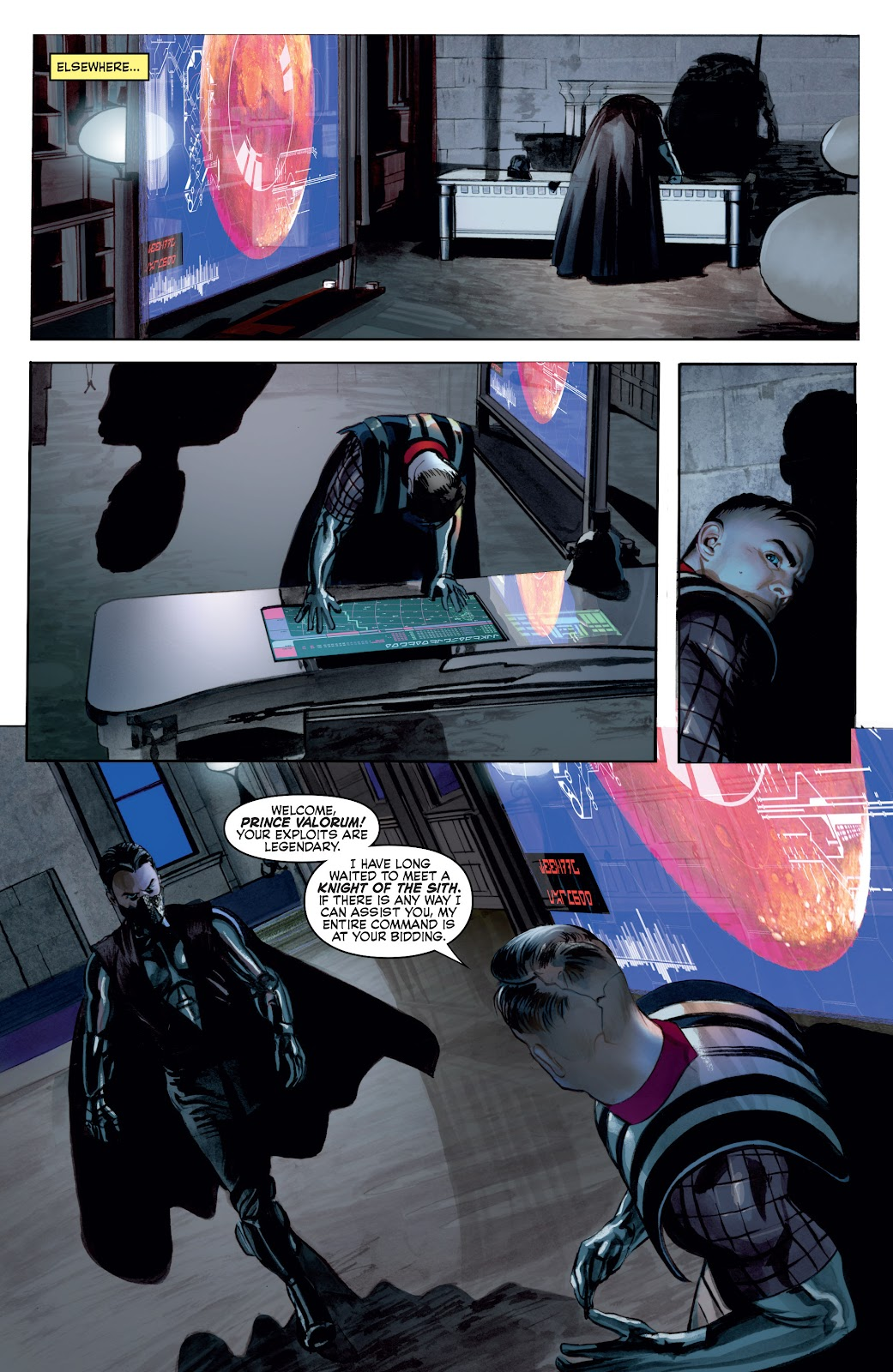 Read online Star Wars Legends: Infinities - Epic Collection comic -  Issue # TPB (Part 4) - 60