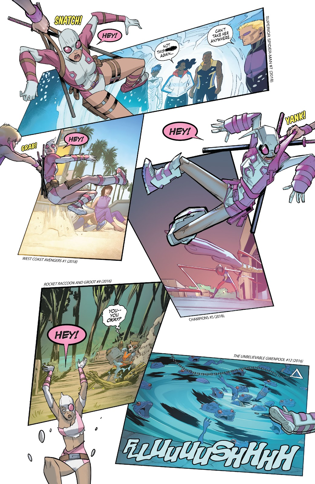 Gwenpool Strikes Back issue _TPB - Page 75