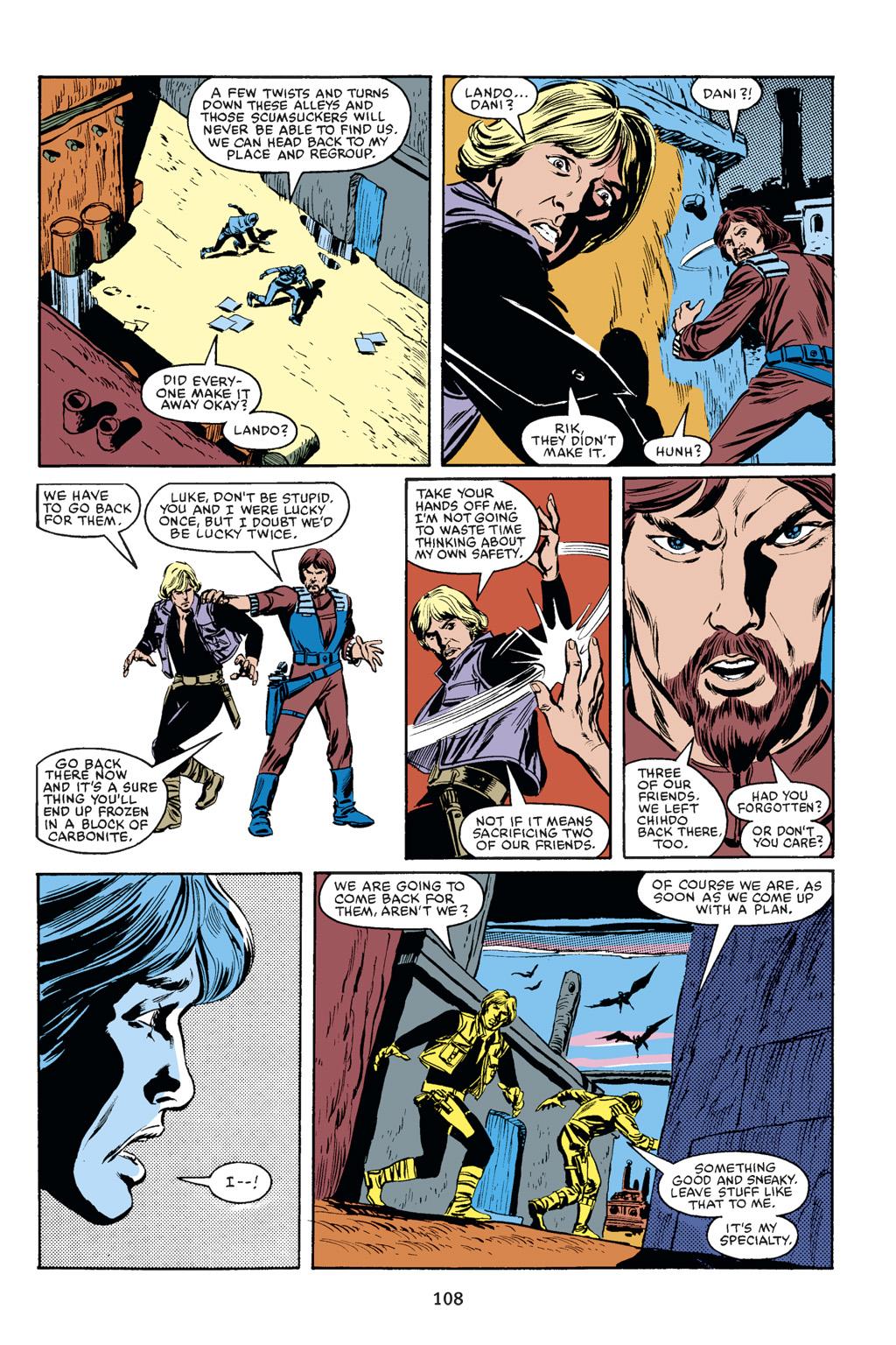 Read online Star Wars Omnibus comic -  Issue # Vol. 18 - 99