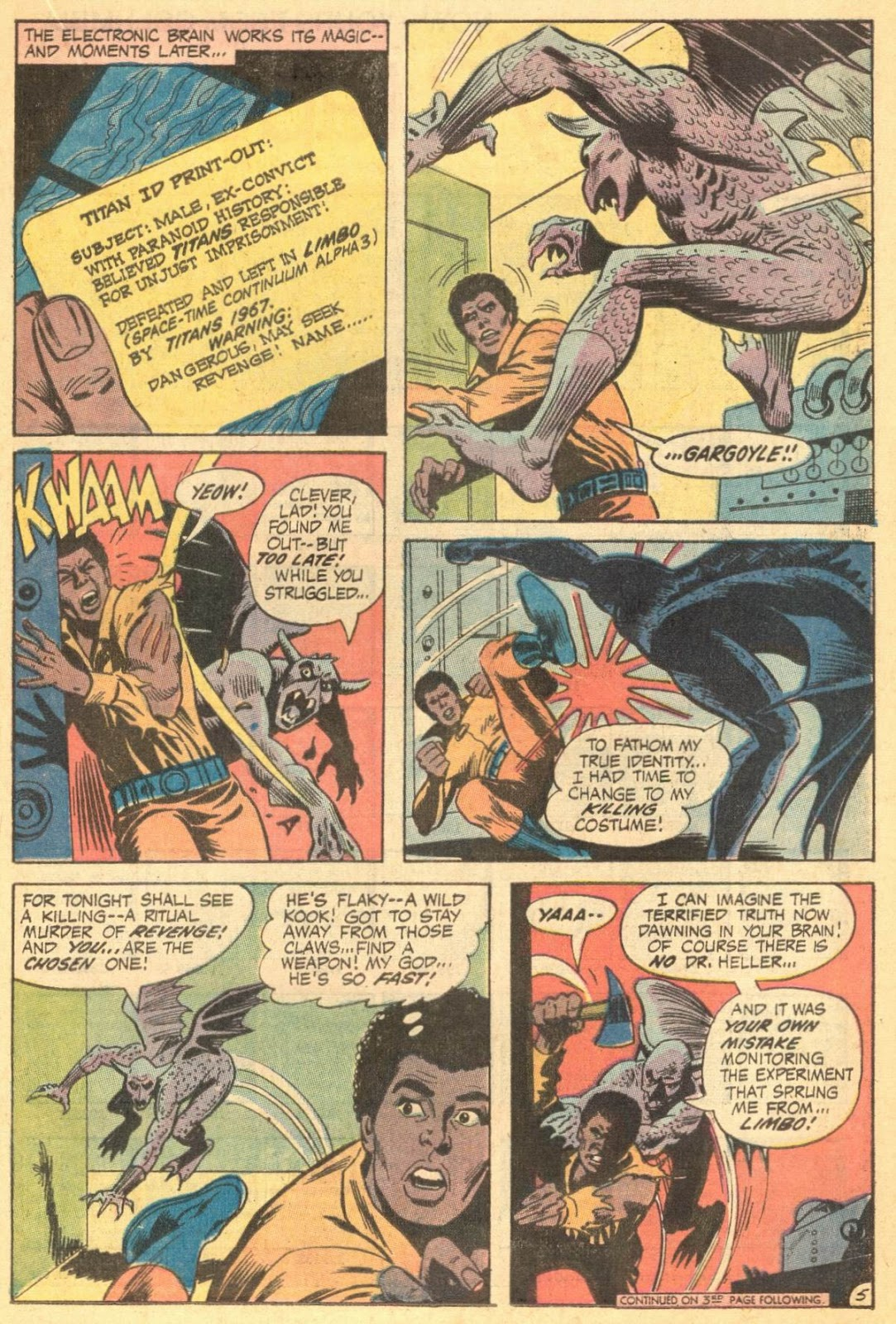 Teen Titans (1966) issue 35 - Page 25