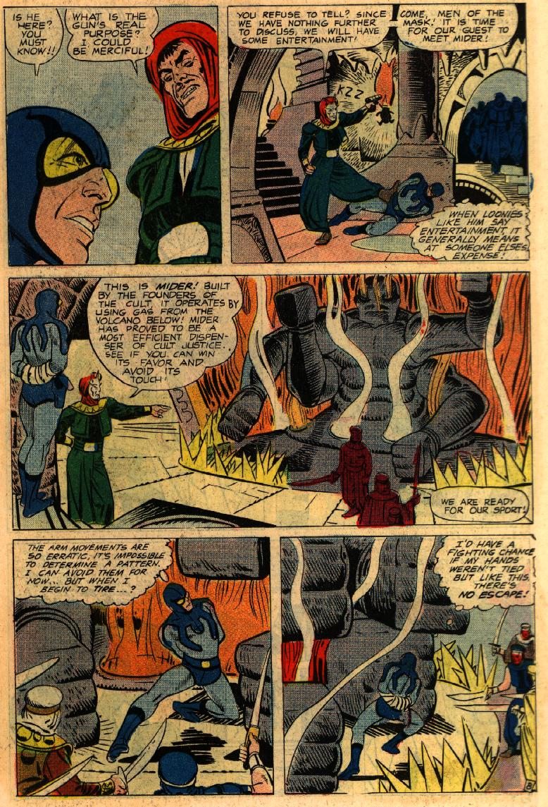 Blue Beetle (1967) issue 4 - Page 11