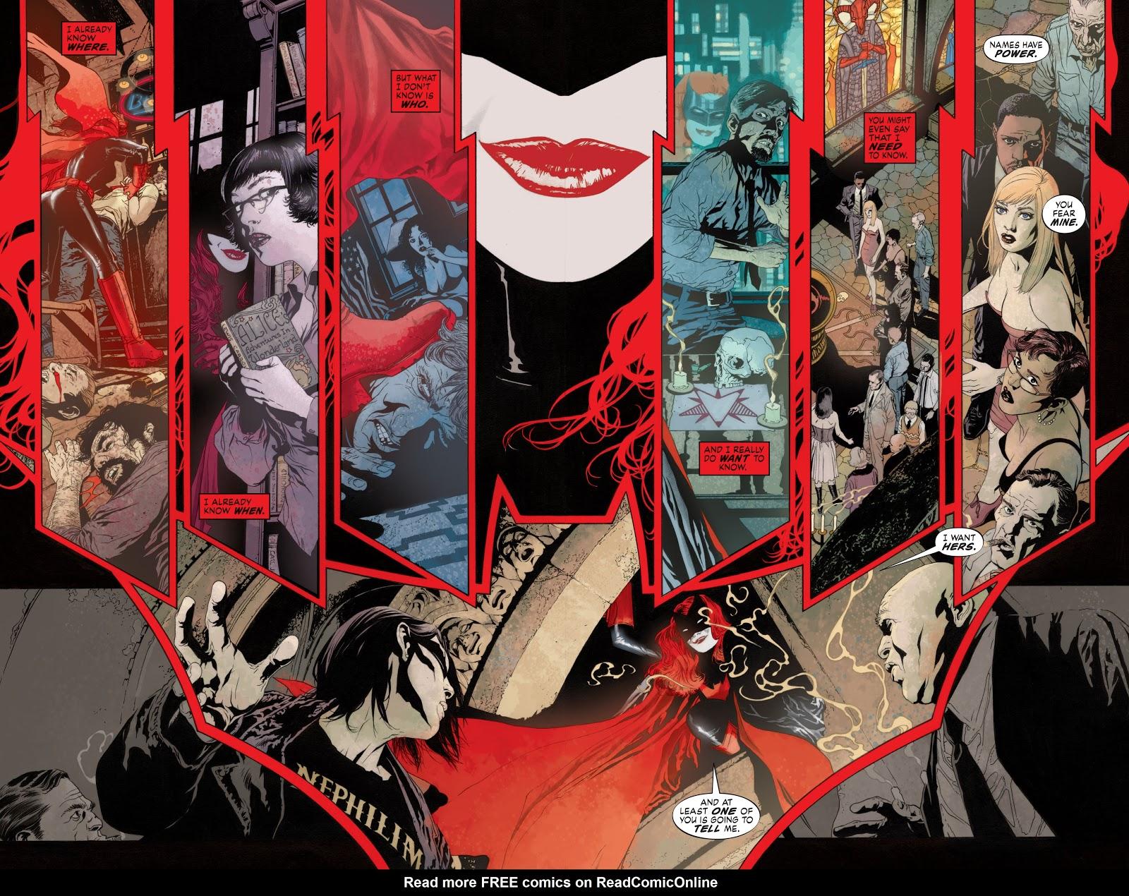 Read online Detective Comics (1937) comic -  Issue # _TPB Batwoman – Elegy (New Edition) (Part 1) - 22