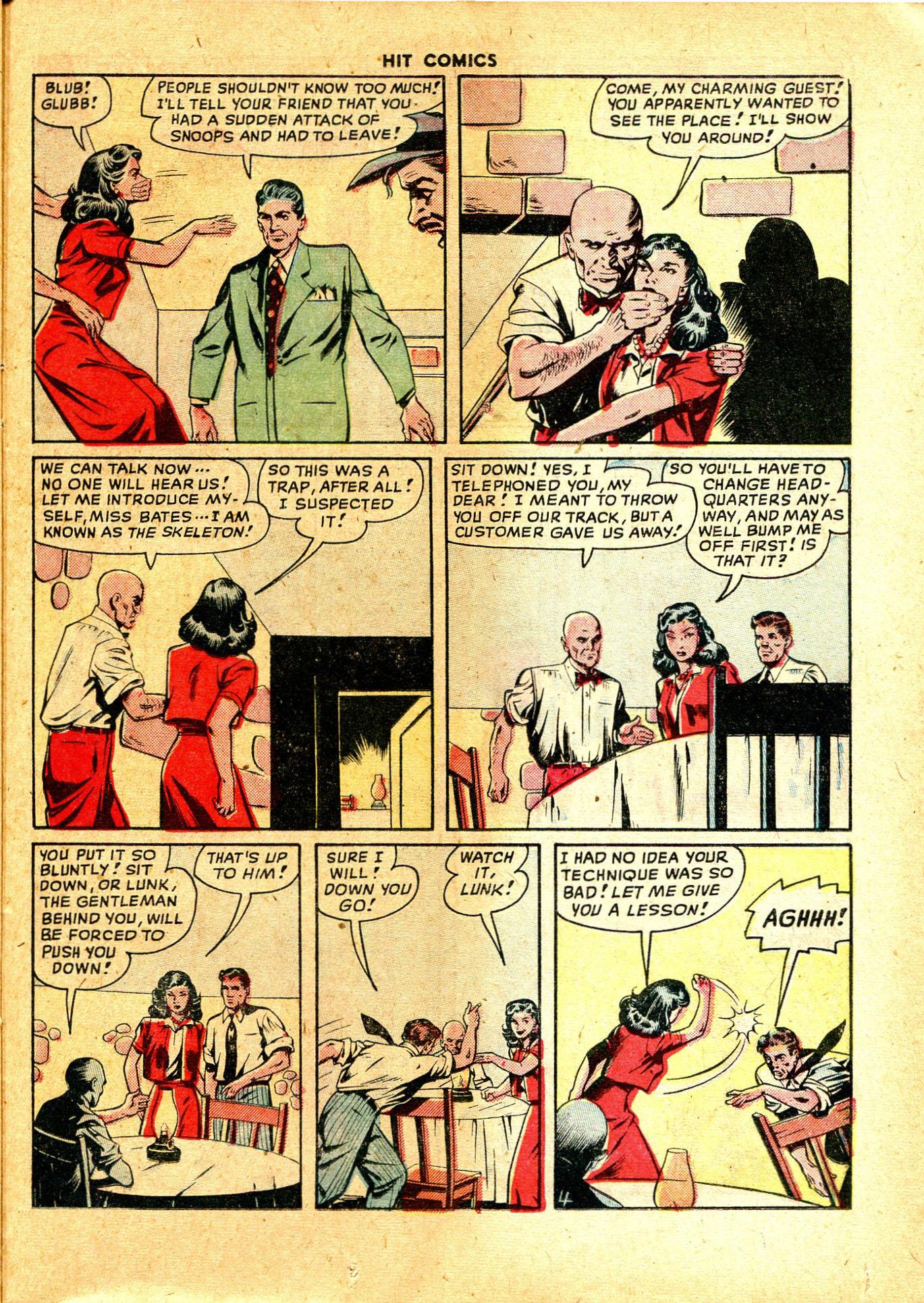 Read online Hit Comics comic -  Issue #57 - 35