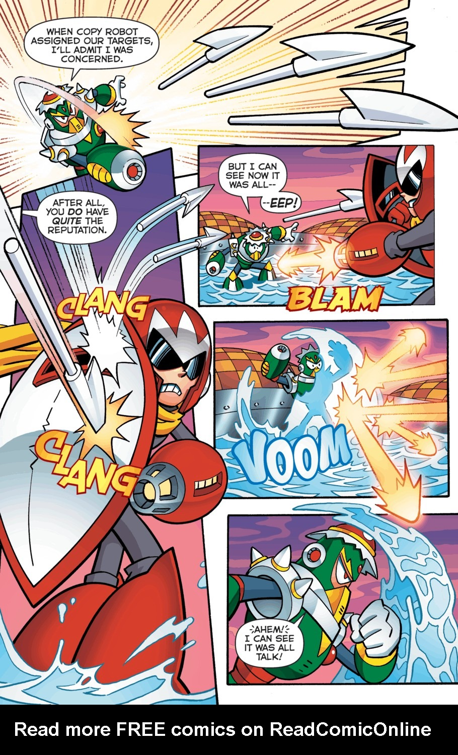 Read online Sonic Universe comic -  Issue #52 - 13