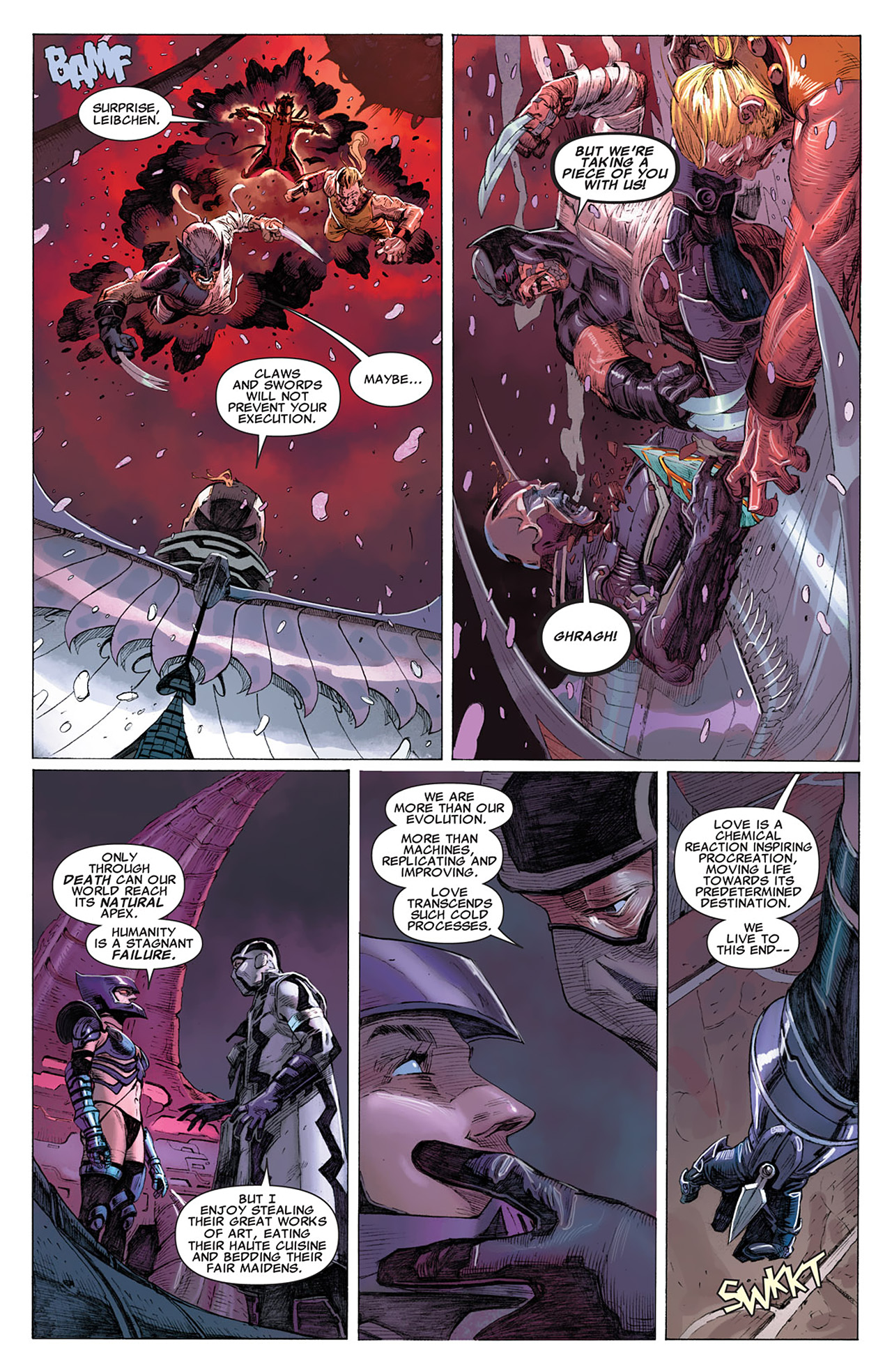 Read online Uncanny X-Force (2010) comic -  Issue #17 - 11