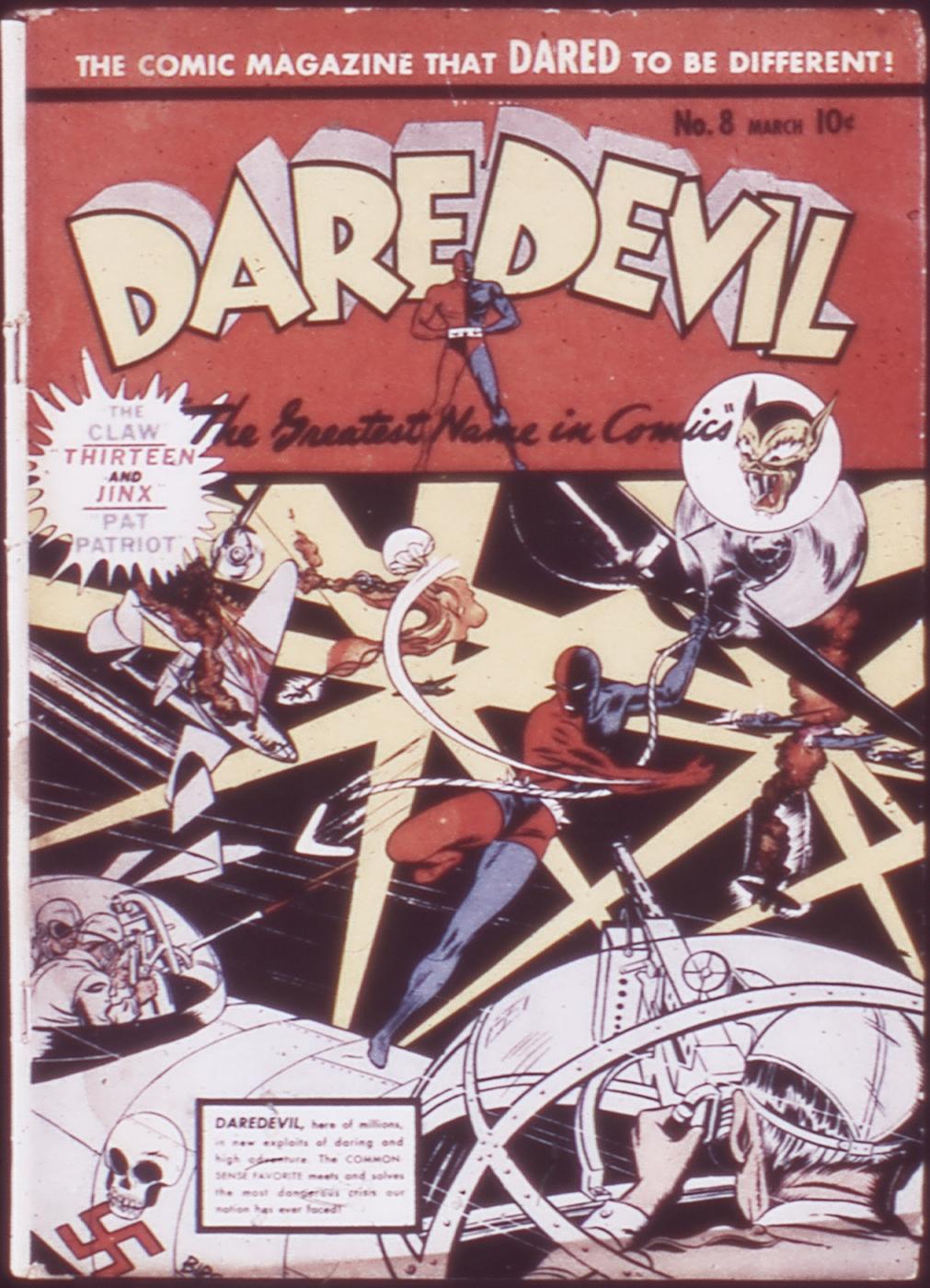 Daredevil (1941) 8 Page 1