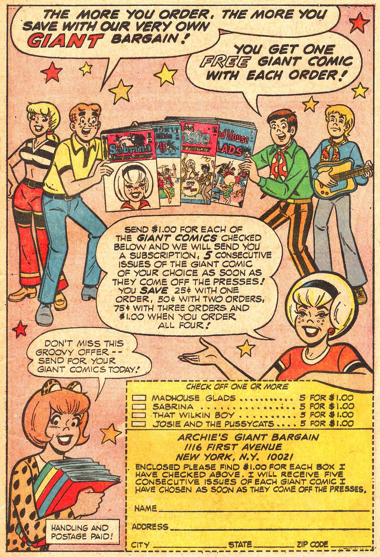 Read online She's Josie comic -  Issue #56 - 27
