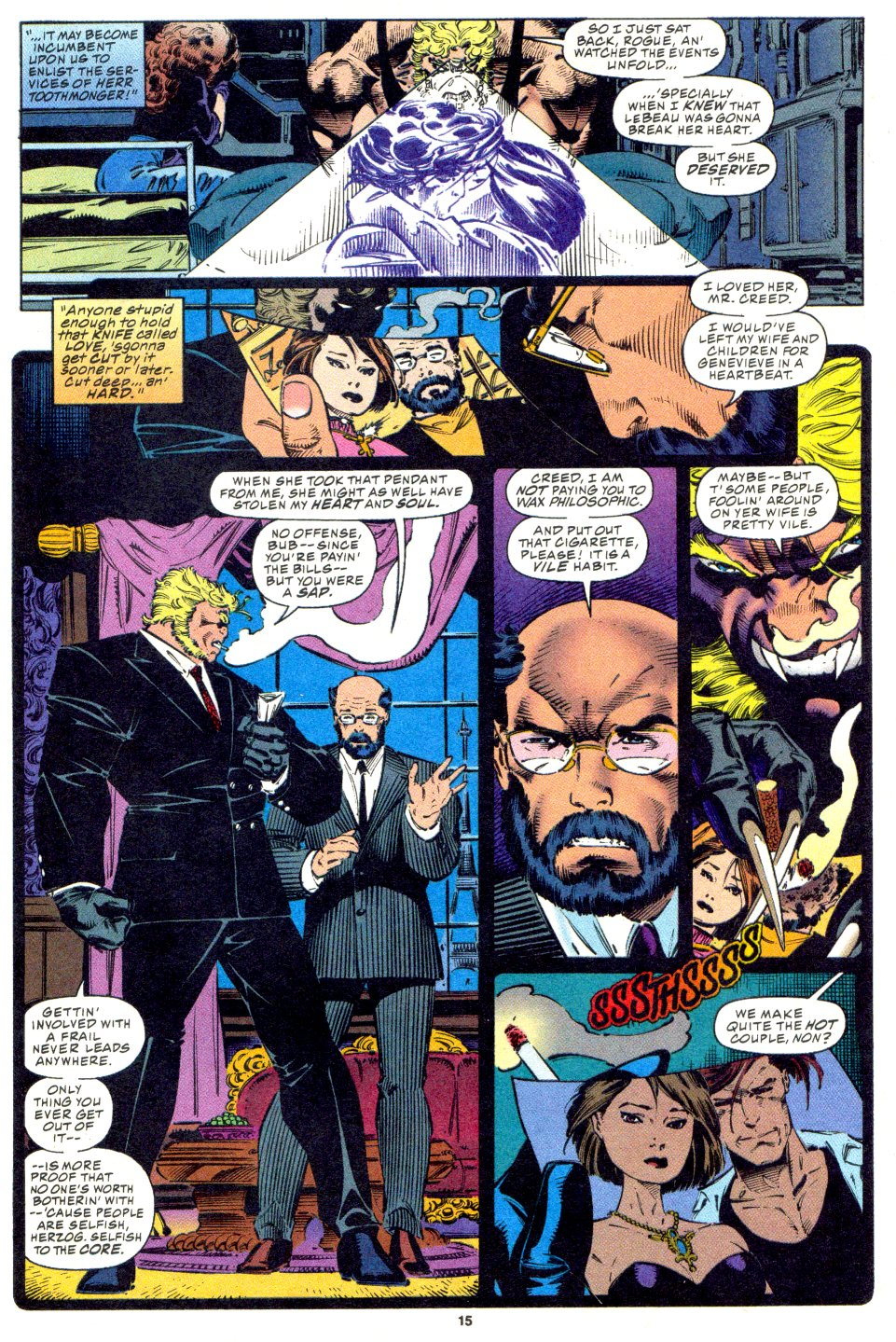 X-Men (1991) 33 Page 12