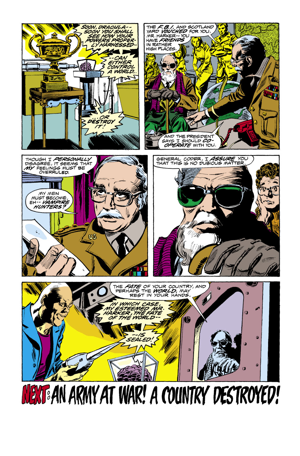 Tomb of Dracula (1972) issue 39 - Page 19