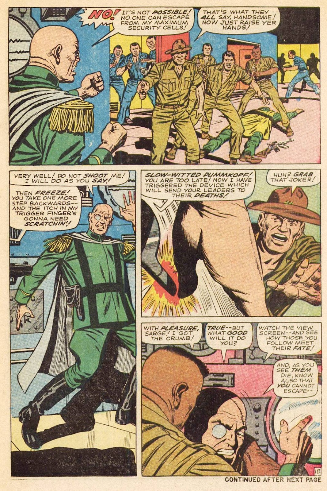 Captain Savage and his Leatherneck Raiders issue 3 - Page 25