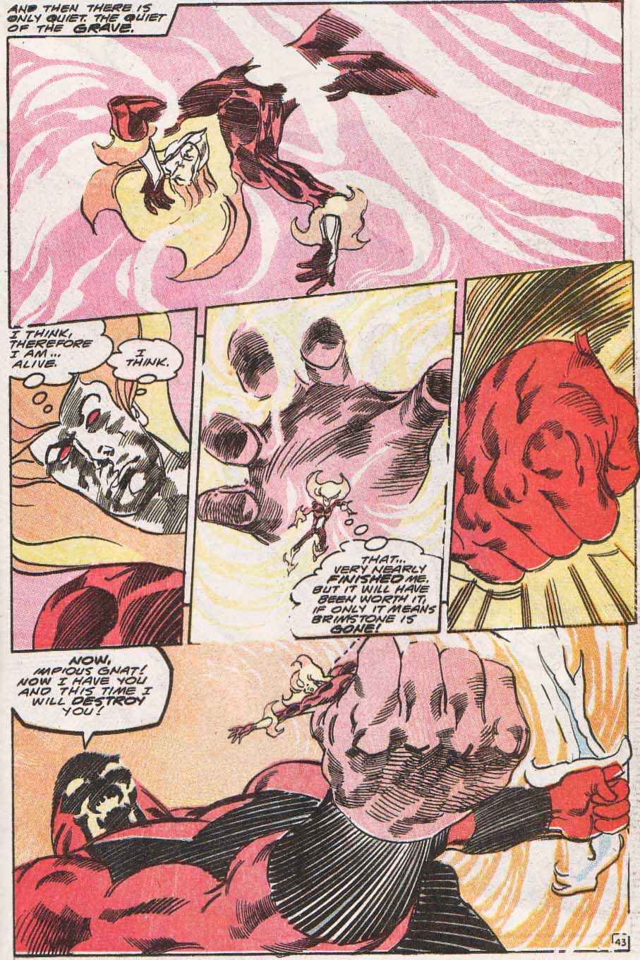 Firestorm, the Nuclear Man Issue #100 #36 - English 43