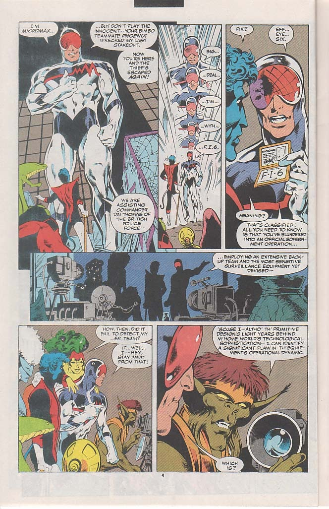 Excalibur (1988) issue 45 - Page 4