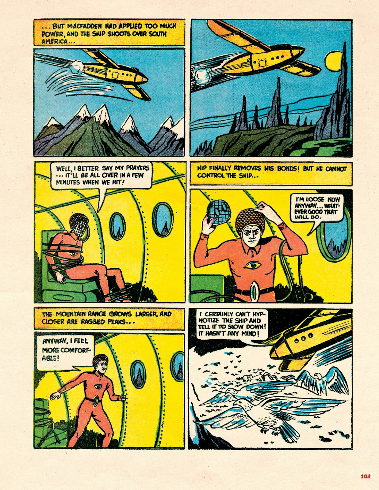 Read online Super Weird Heroes comic -  Issue # TPB 2 (Part 2) - 3