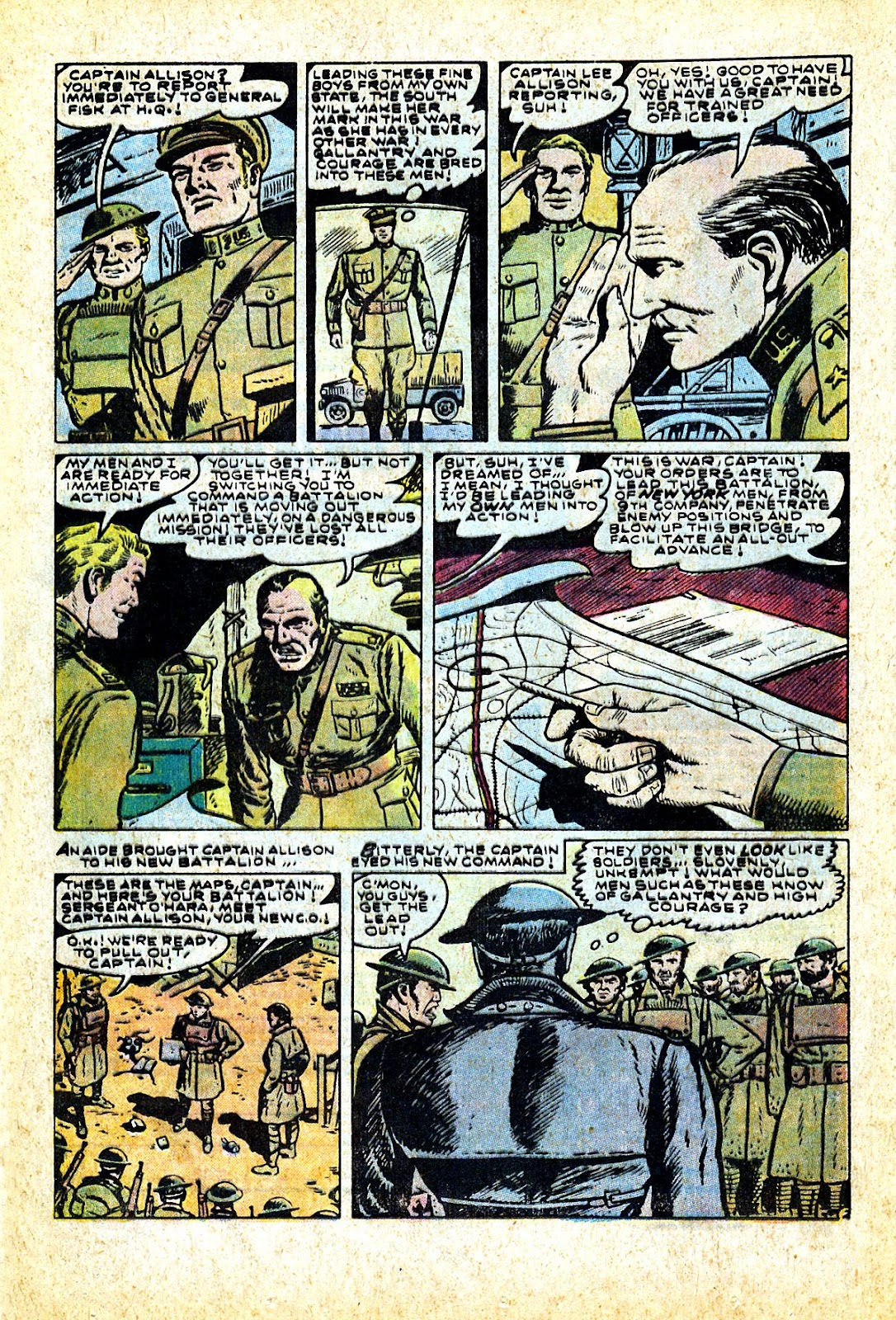 War Is Hell (1973) issue 4 - Page 12