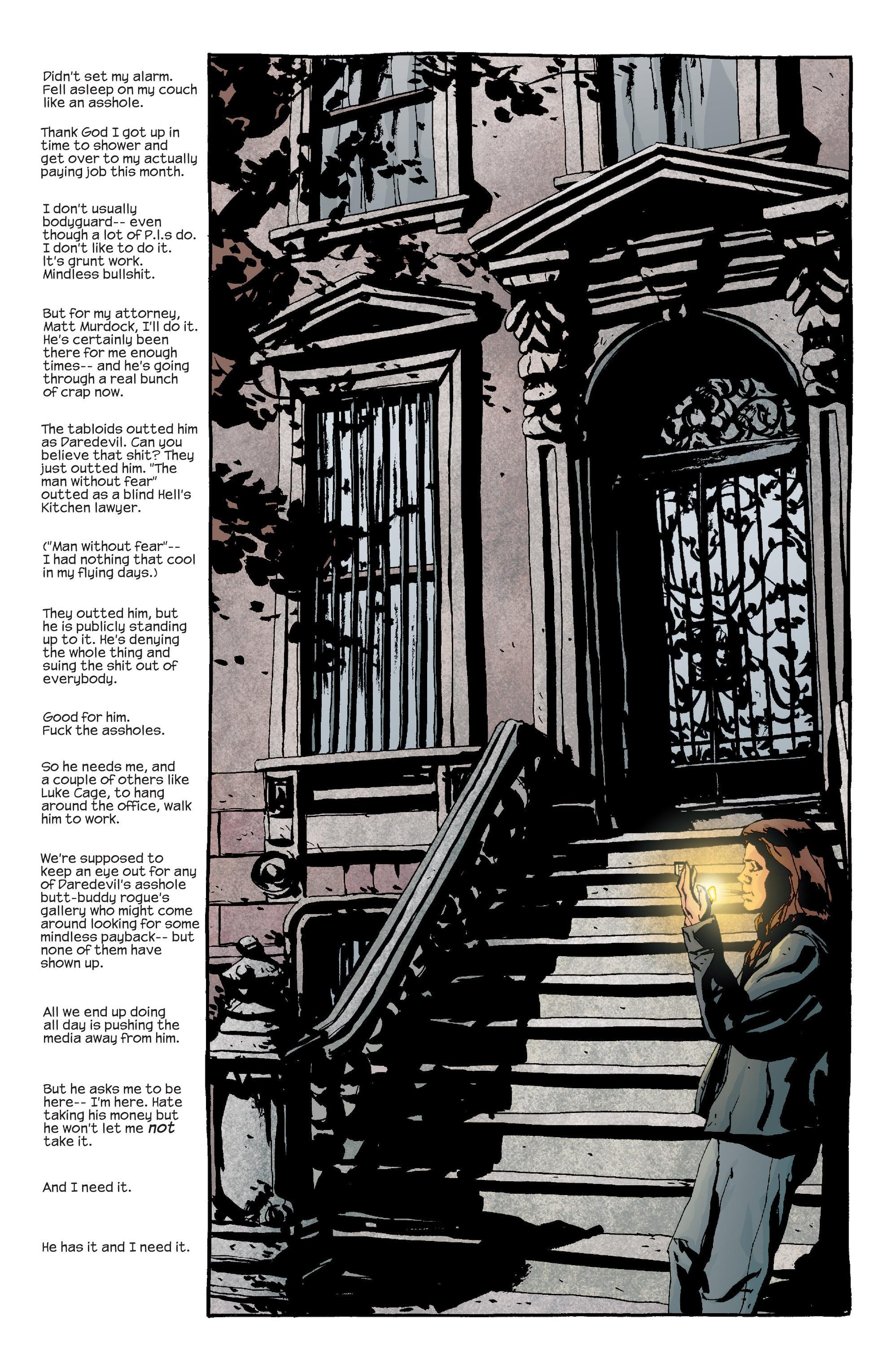 Read online Alias comic -  Issue #18 - 8