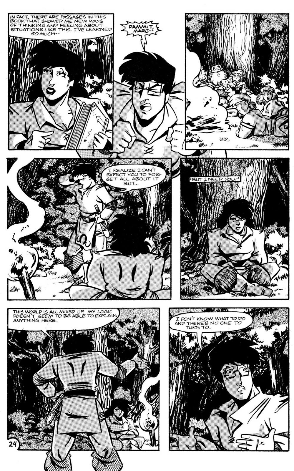 The Realm (1986) issue 8 - Page 26