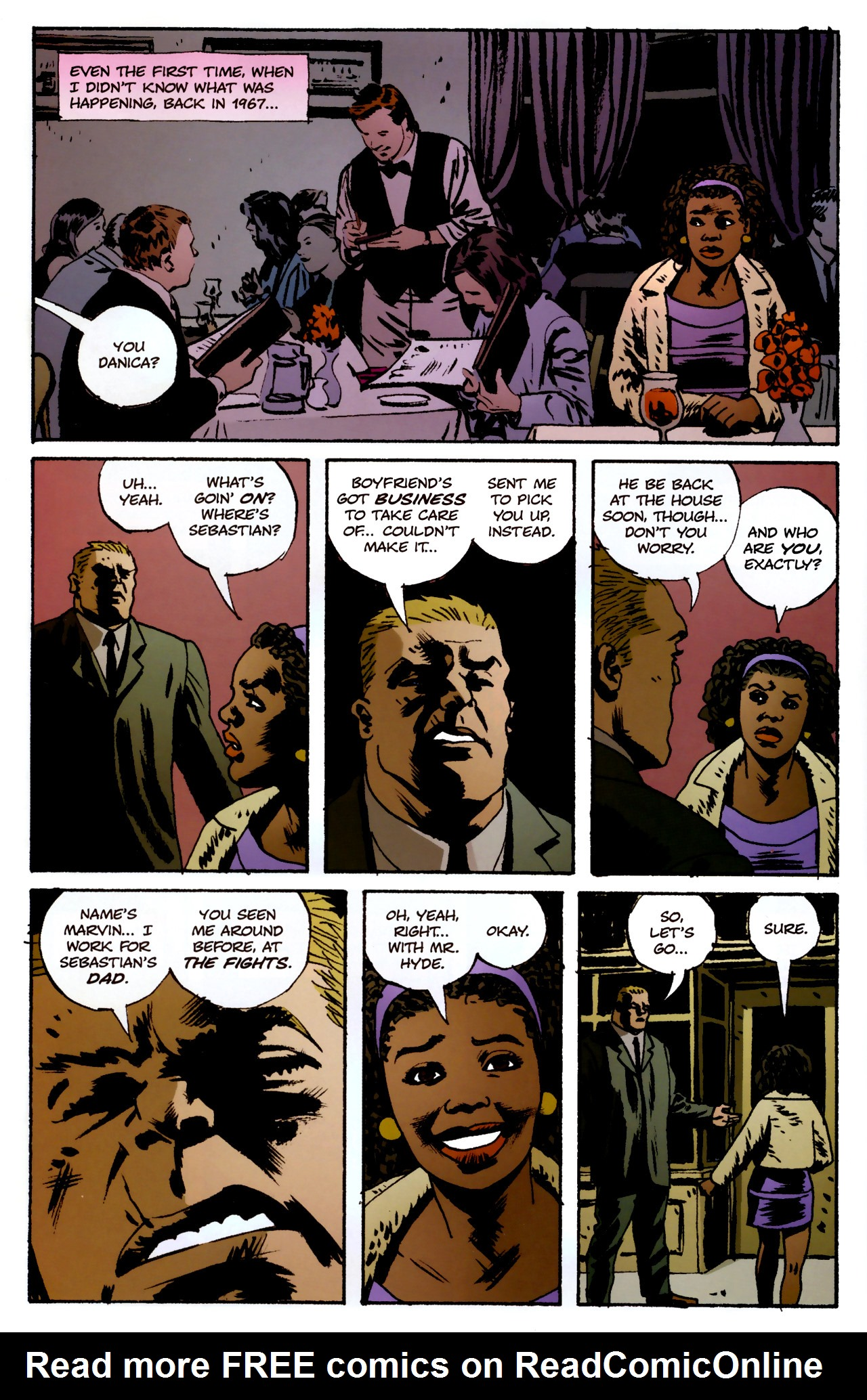 Read online Criminal (2008) comic -  Issue #3 - 5