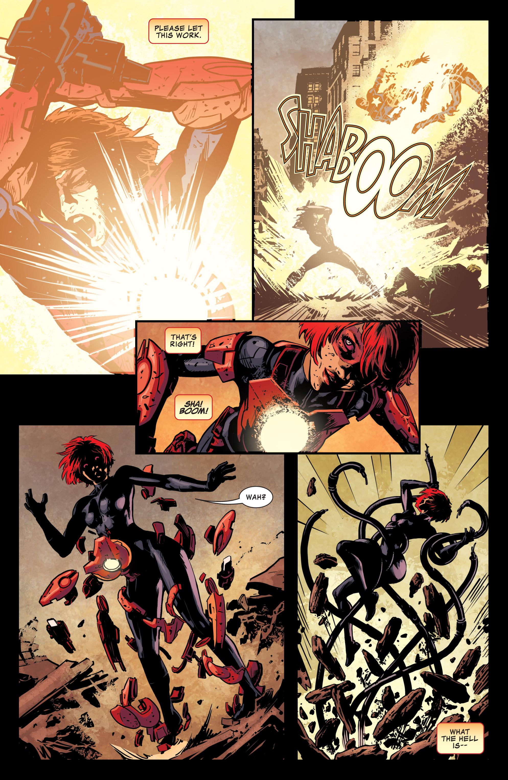 Read online Secret Avengers (2013) comic -  Issue #10 - 20