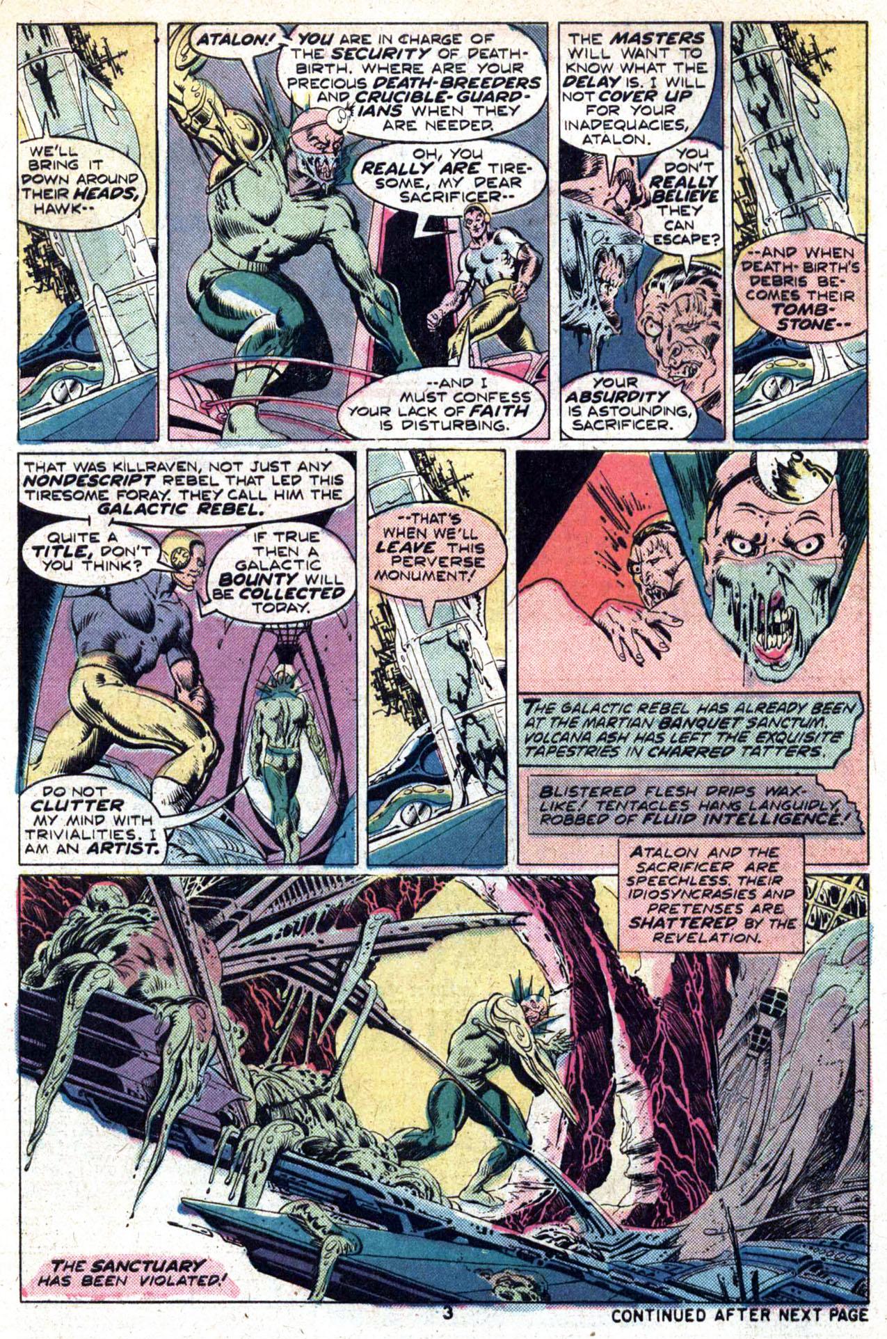 Read online Amazing Adventures (1970) comic -  Issue #29 - 5