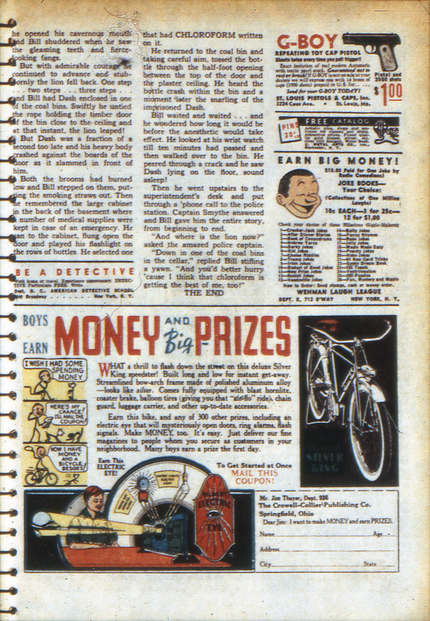 Read online Adventure Comics (1938) comic -  Issue #49 - 43