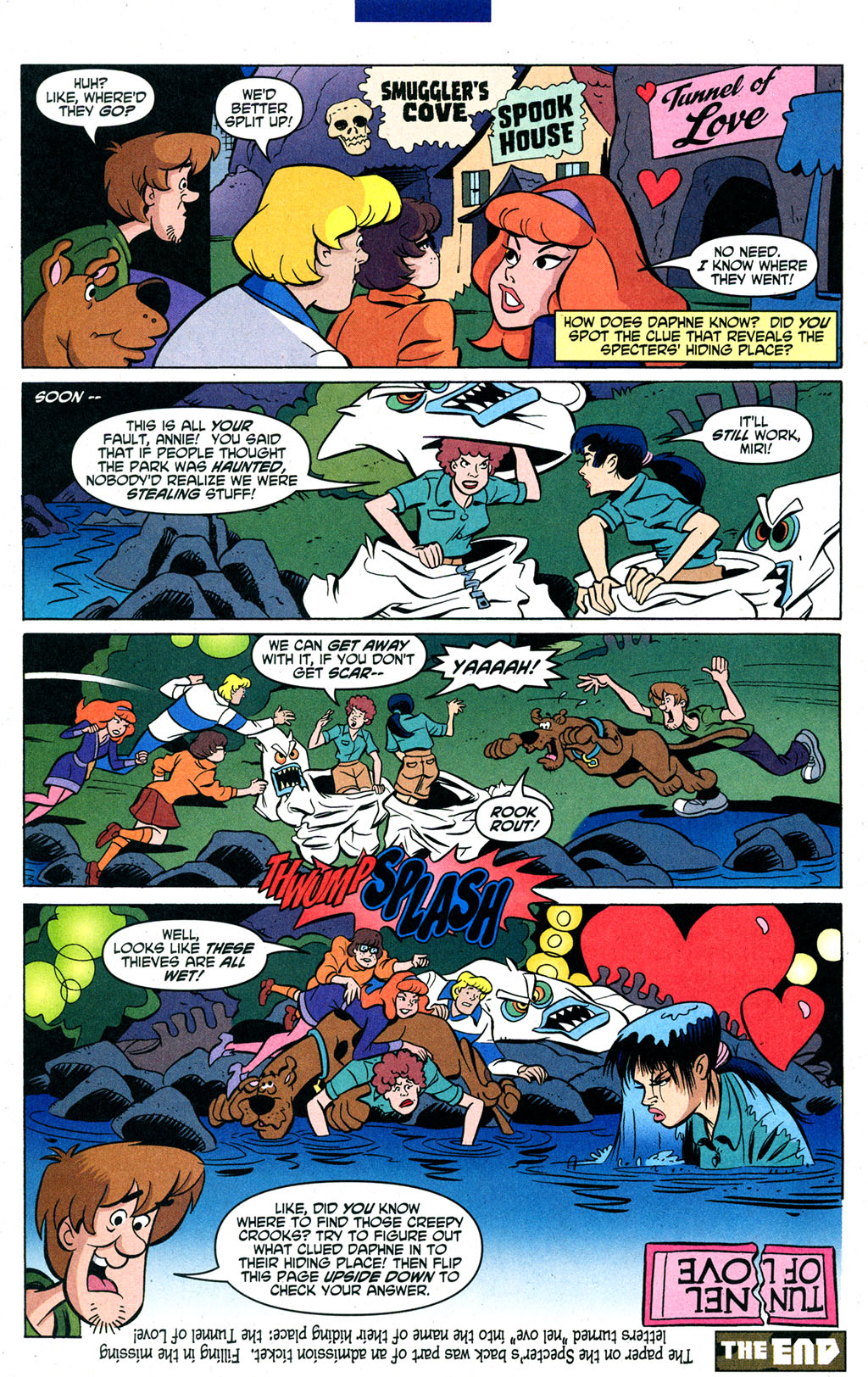 Read online Scooby-Doo (1997) comic -  Issue #91 - 21