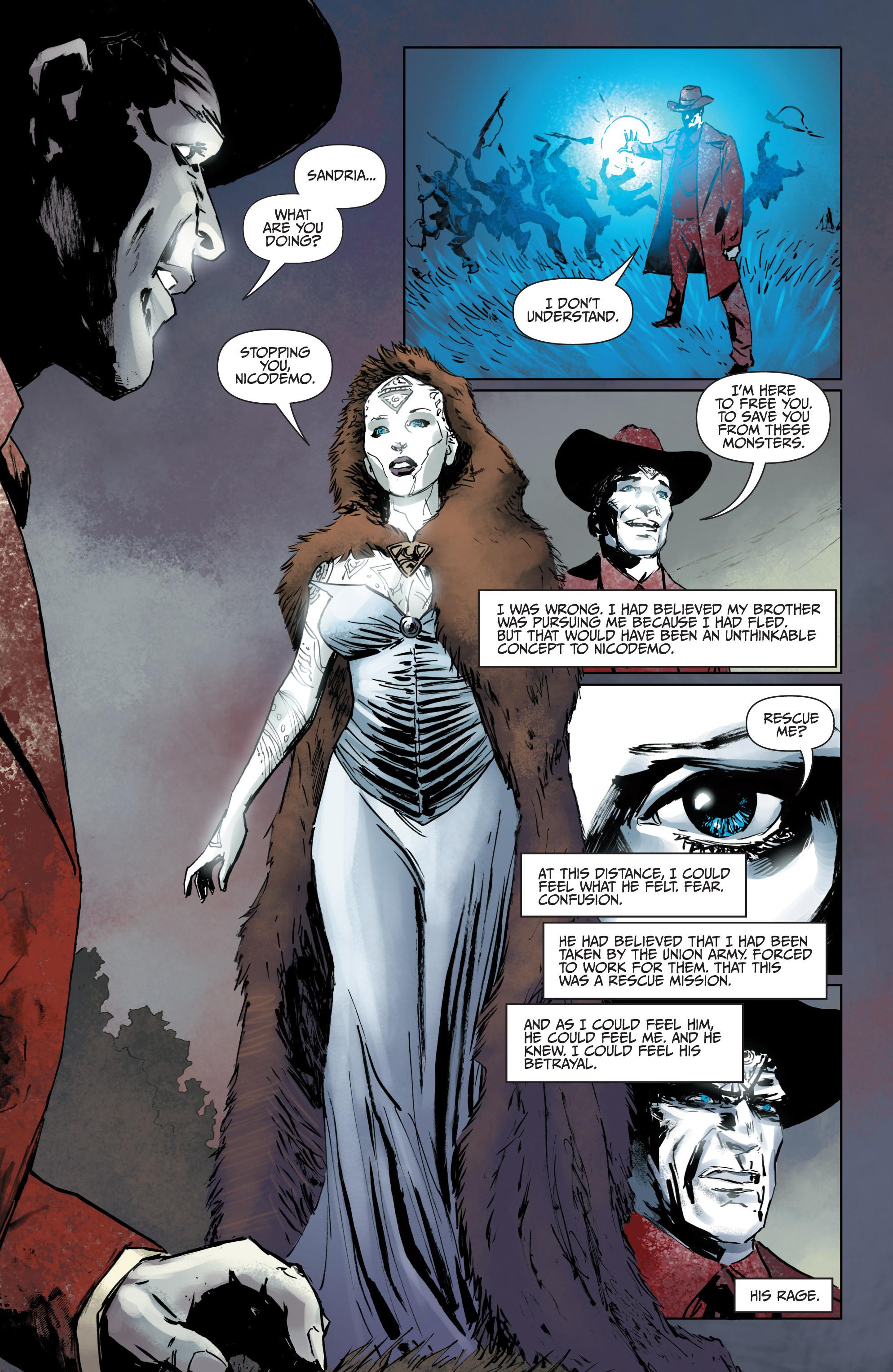 Read online Shadowman (2012) comic -  Issue #10 - 16