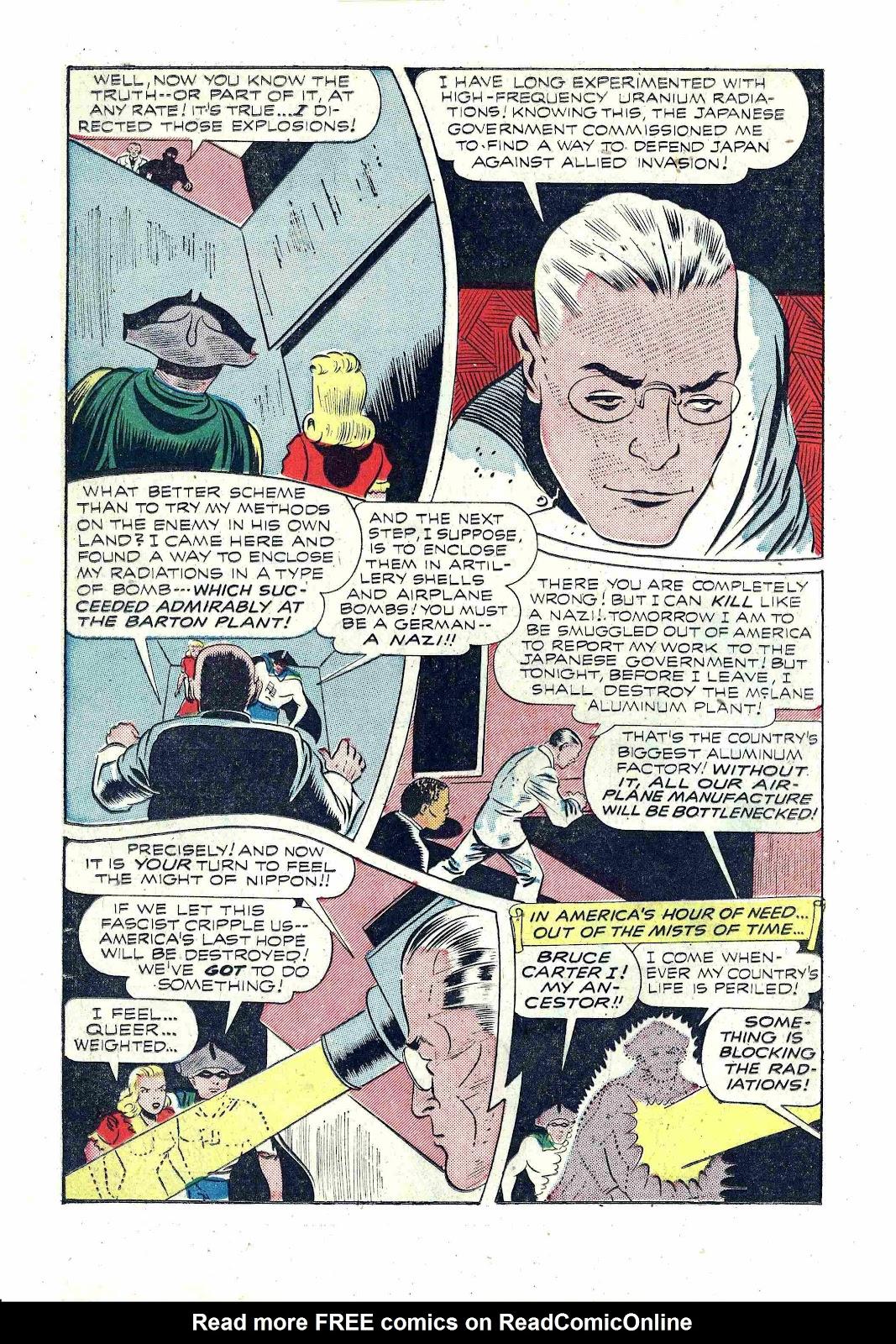 Read online America's Best Comics comic -  Issue #13 - 22