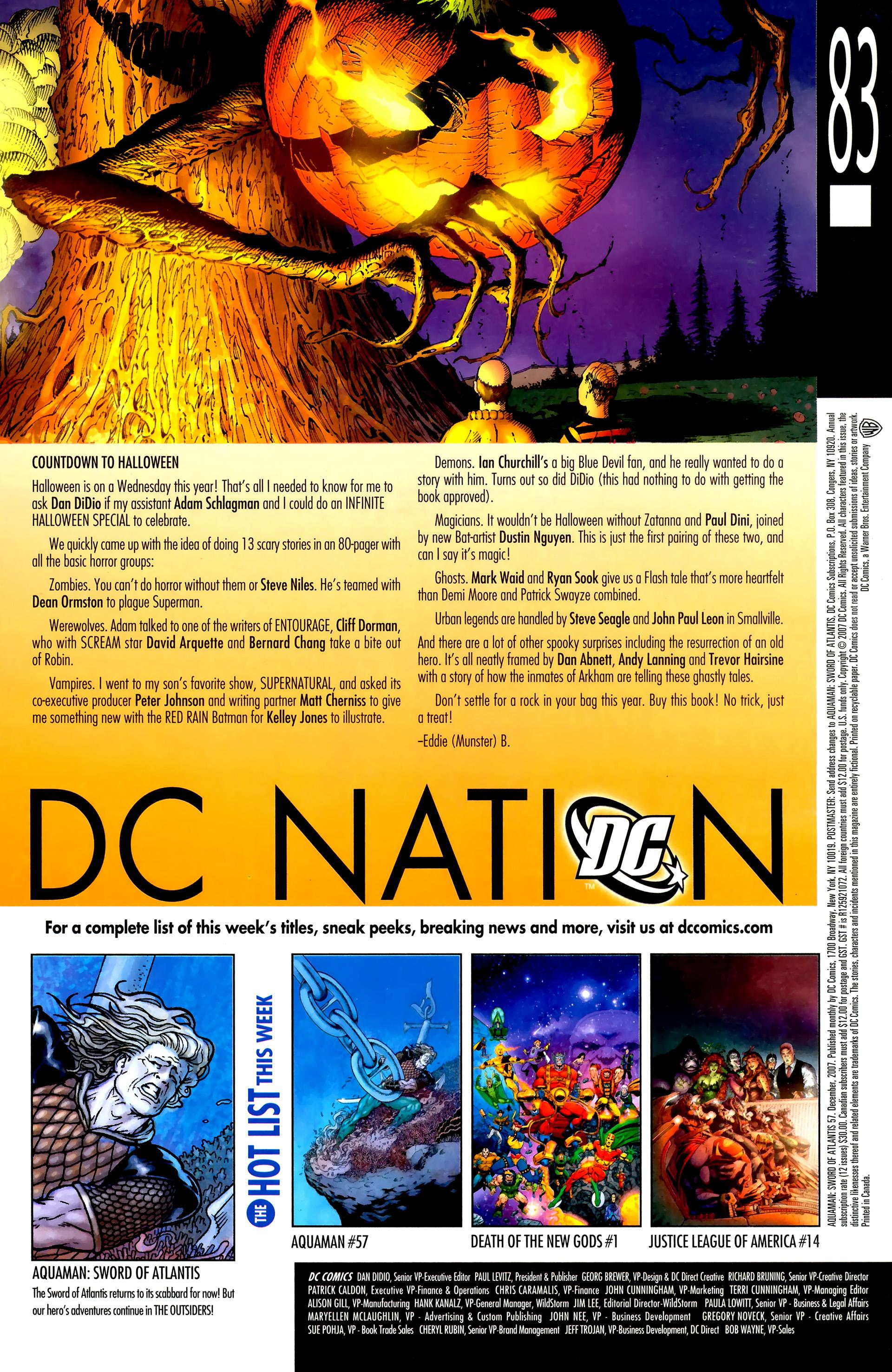 Read online Aquaman: Sword of Atlantis comic -  Issue #57 - 24