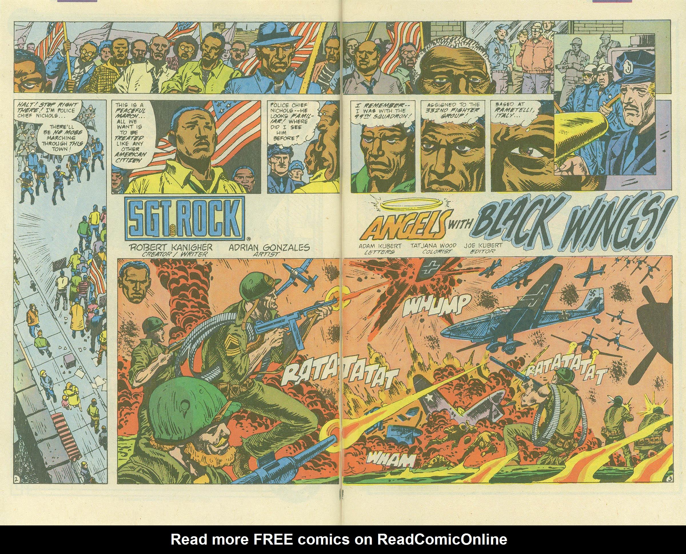 Read online Sgt. Rock comic -  Issue #405 - 4