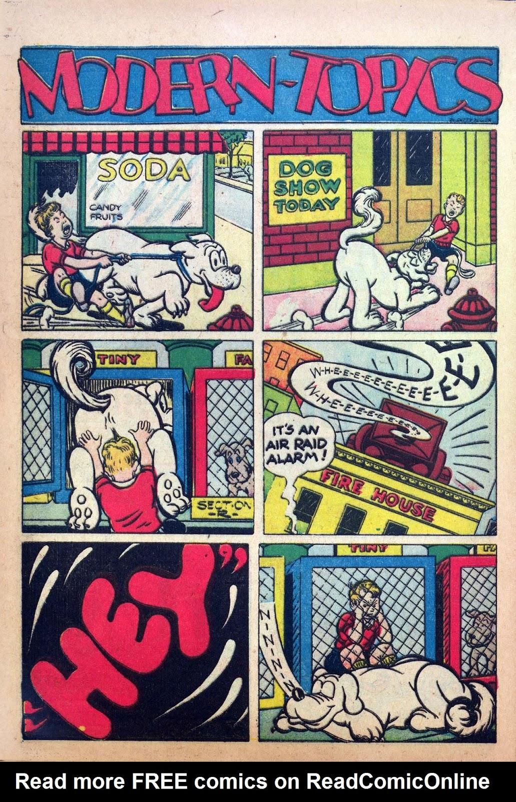 Read online Joker Comics comic -  Issue #7 - 52