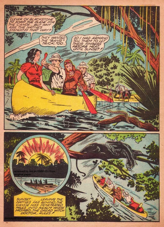 Read online Super-Magician Comics comic -  Issue #2 - 7