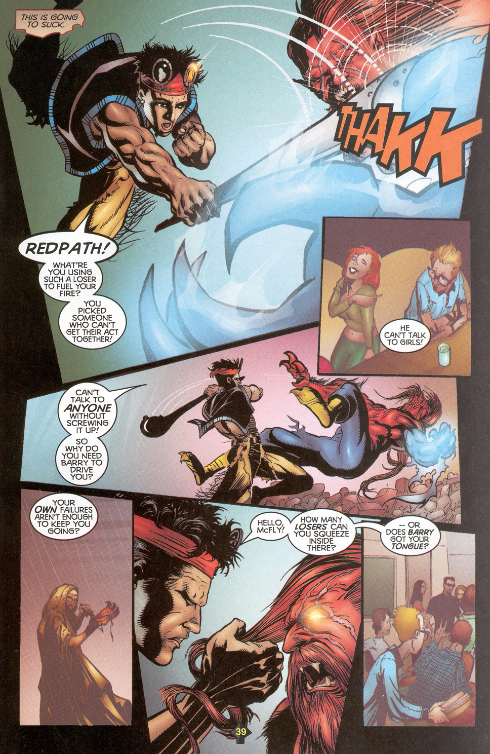 Read online Turok: Redpath comic -  Issue # Full - 37