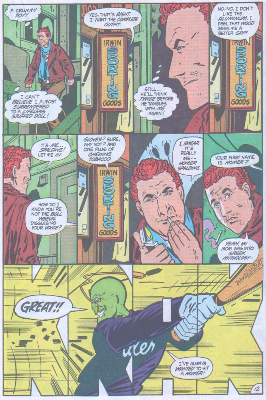 Read online Ambush Bug comic -  Issue #1 - 13