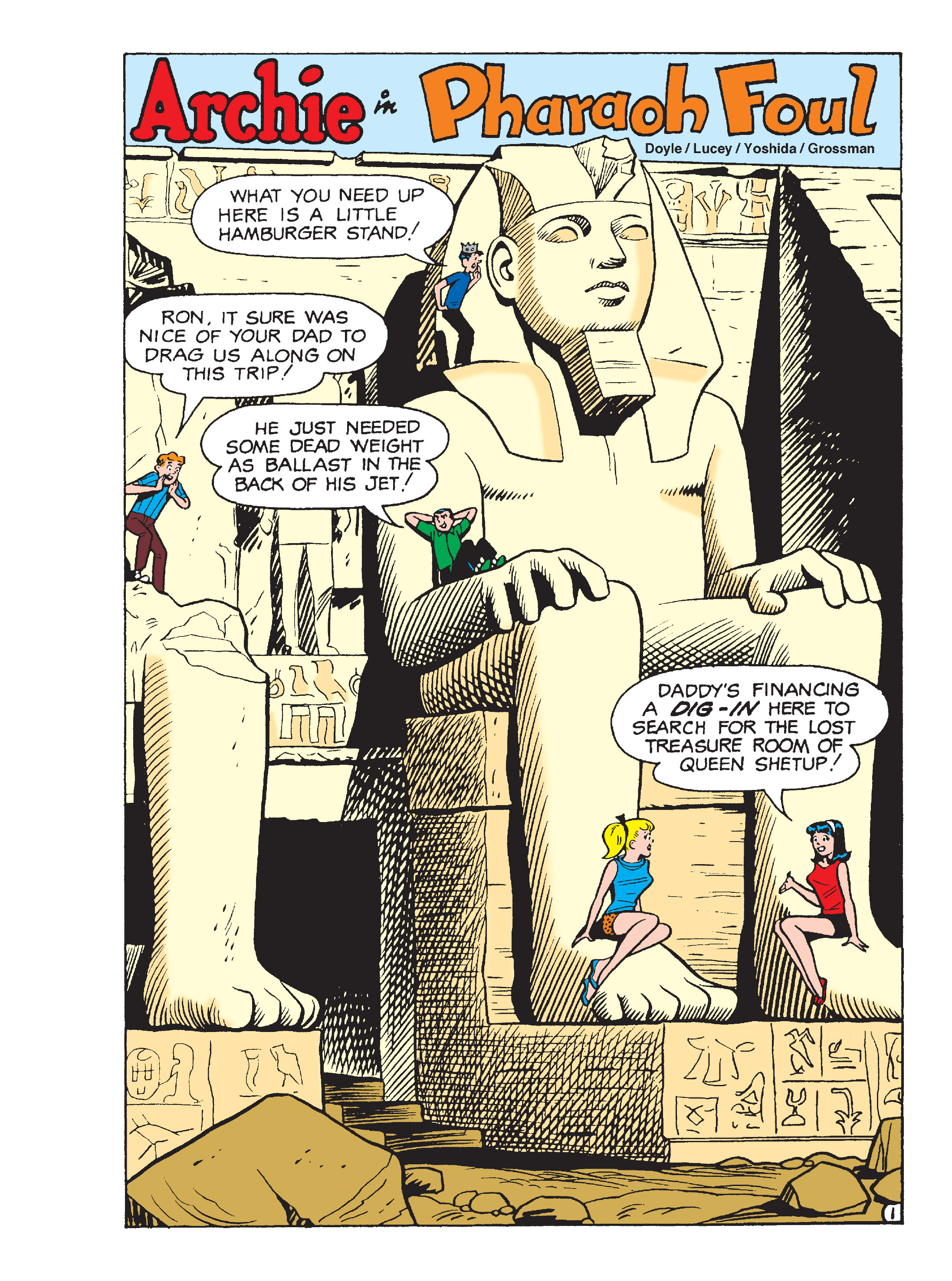 Read online Archie Giant Comics Collection comic -  Issue #Archie Giant Comics Collection TPB (Part 1) - 78