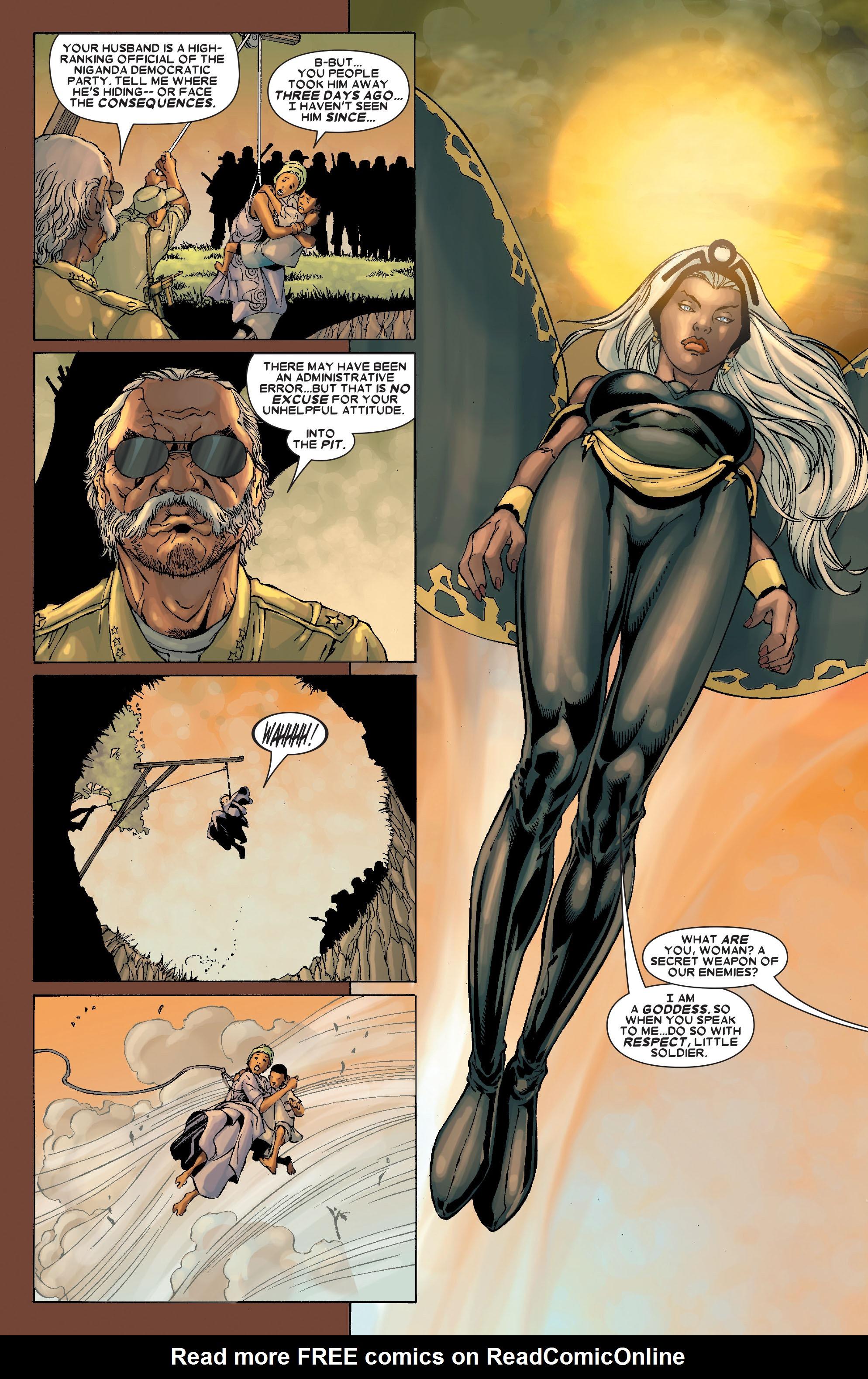 X-Men (1991) 175 Page 16
