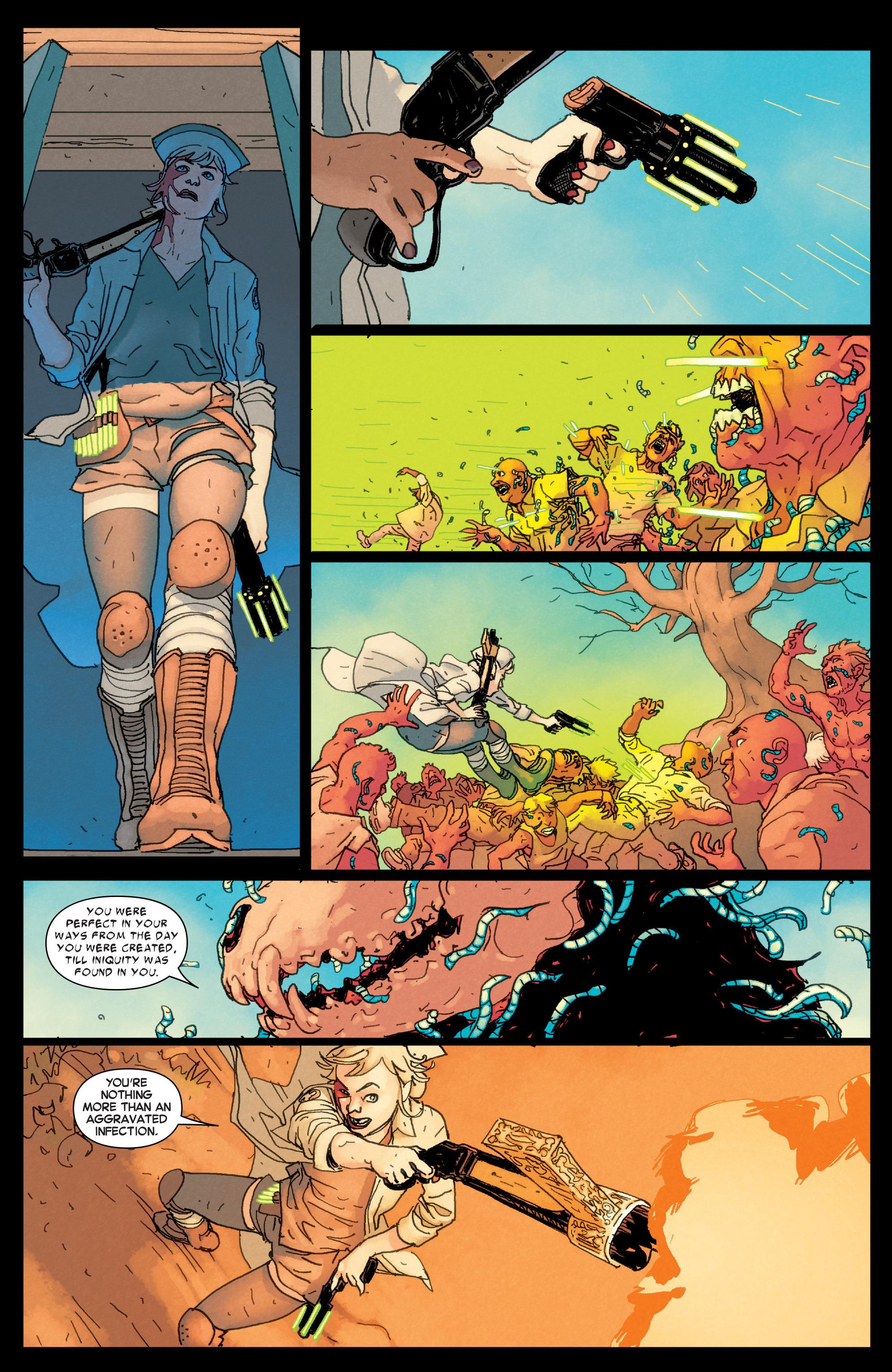 Read online Secret Wars Journal/Battleworld comic -  Issue # TPB - 72