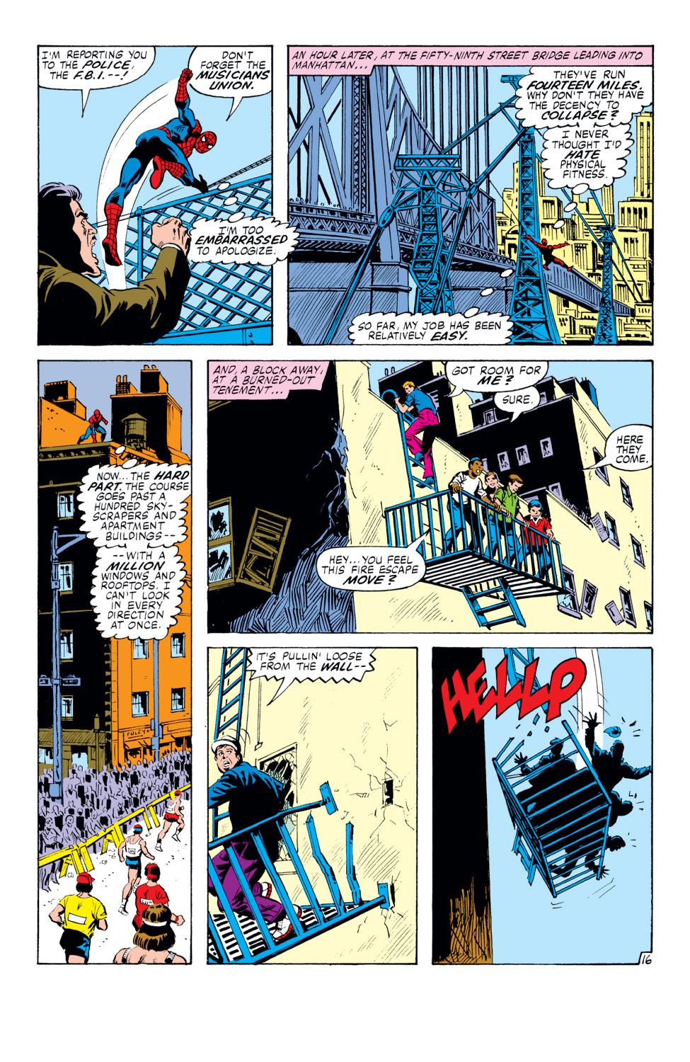 The Amazing Spider-Man (1963) 216 Page 16