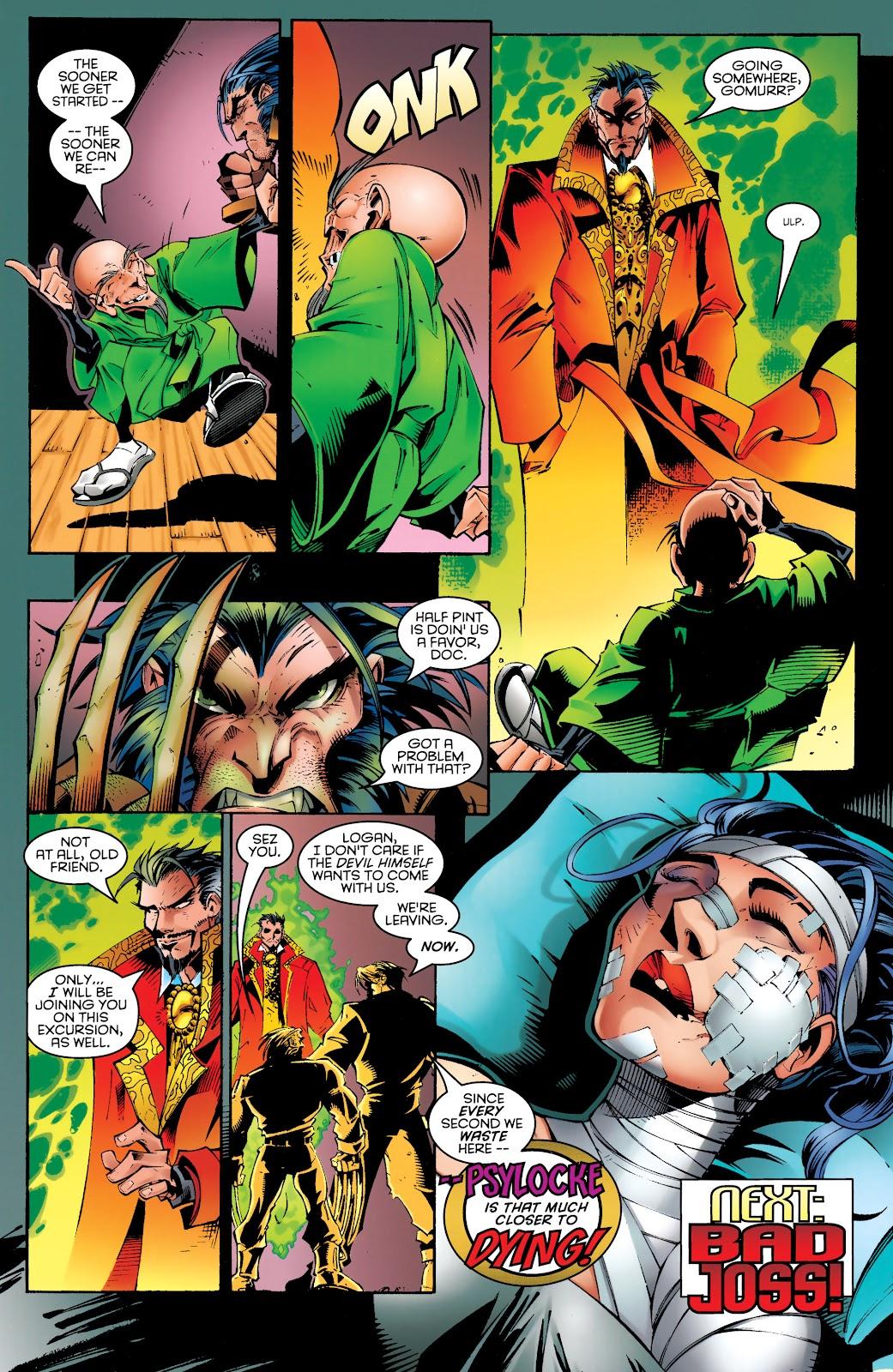 Uncanny X-Men (1963) issue 329 - Page 19