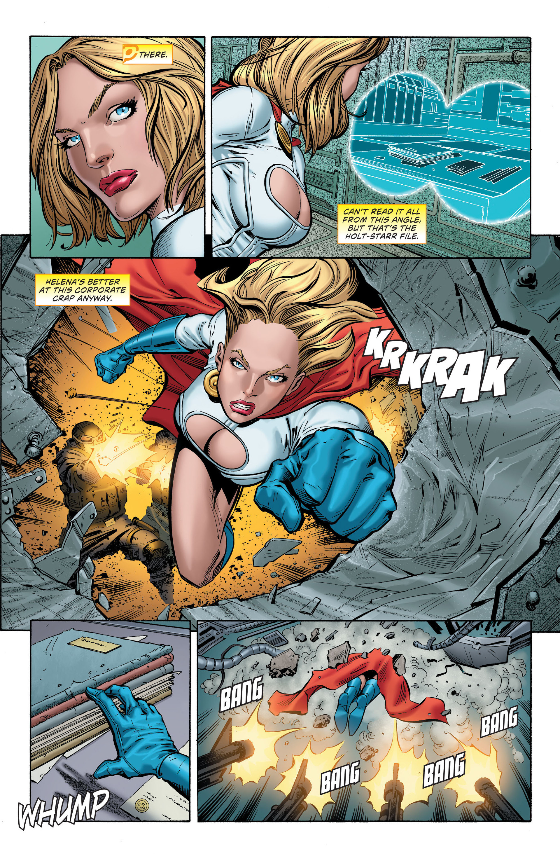 Read online Worlds' Finest comic -  Issue #13 - 5