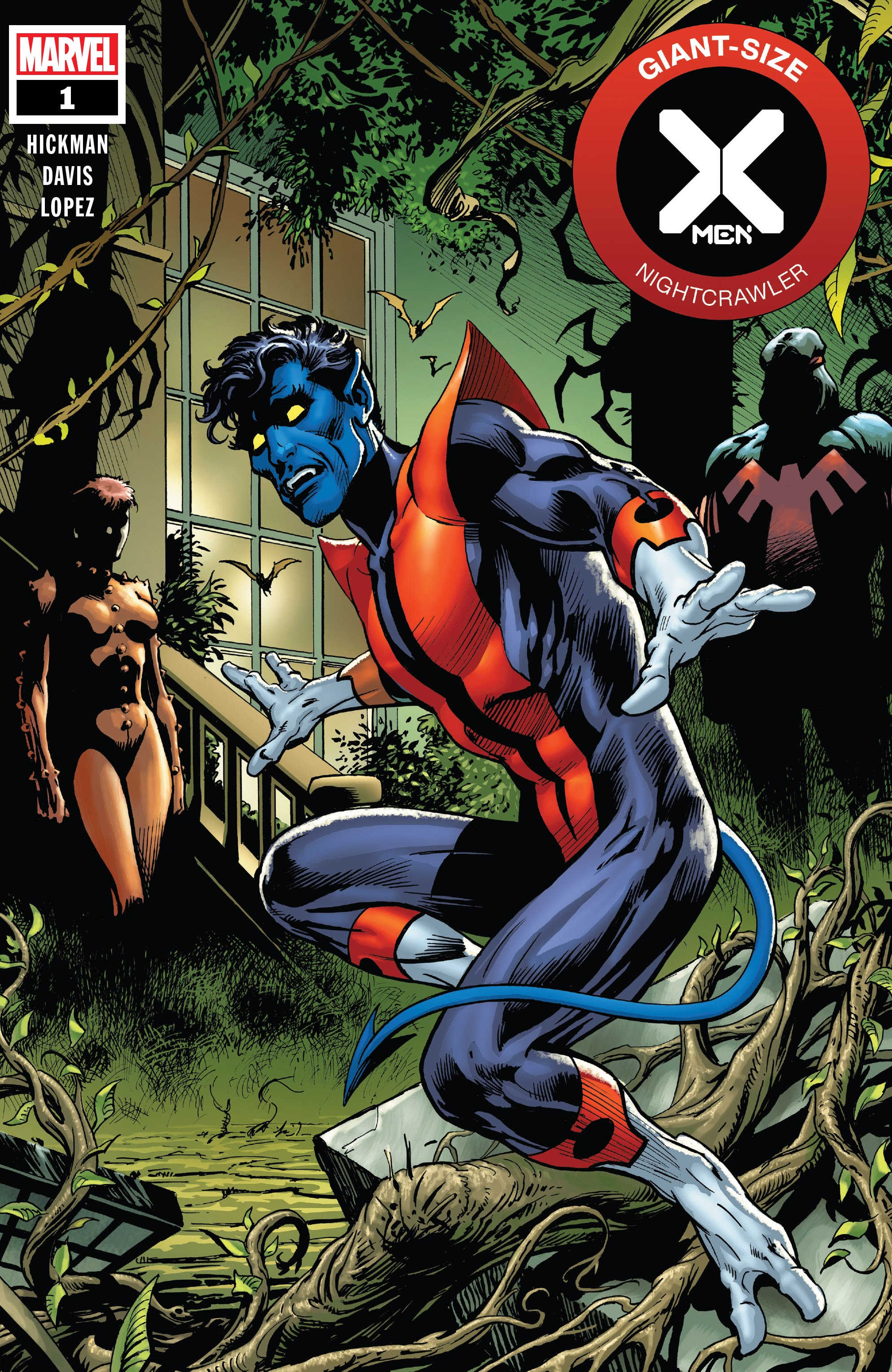 Giant-Size X-Men (2020) Nightcrawler Page 1