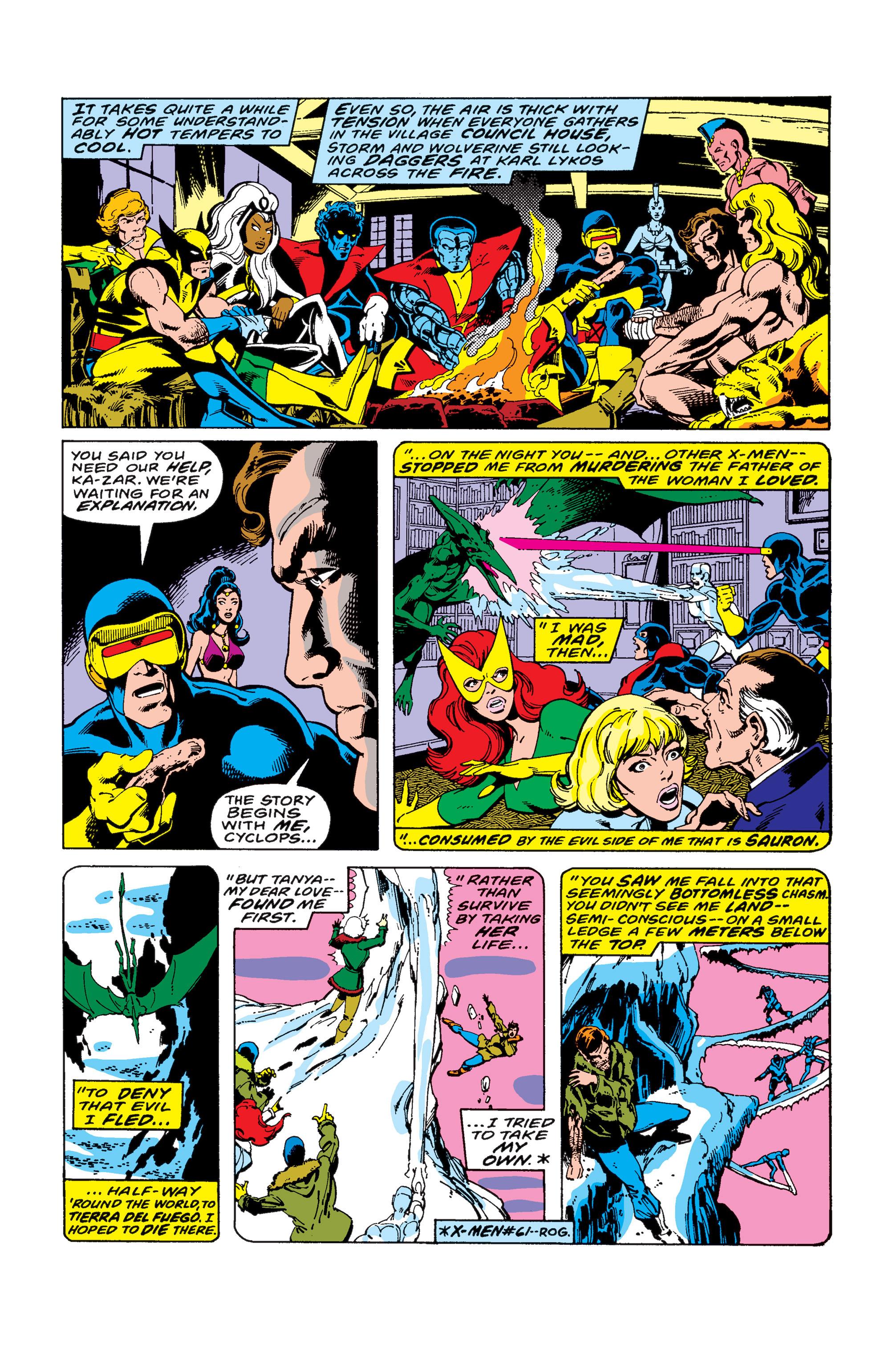 Uncanny X-Men (1963) 115 Page 10