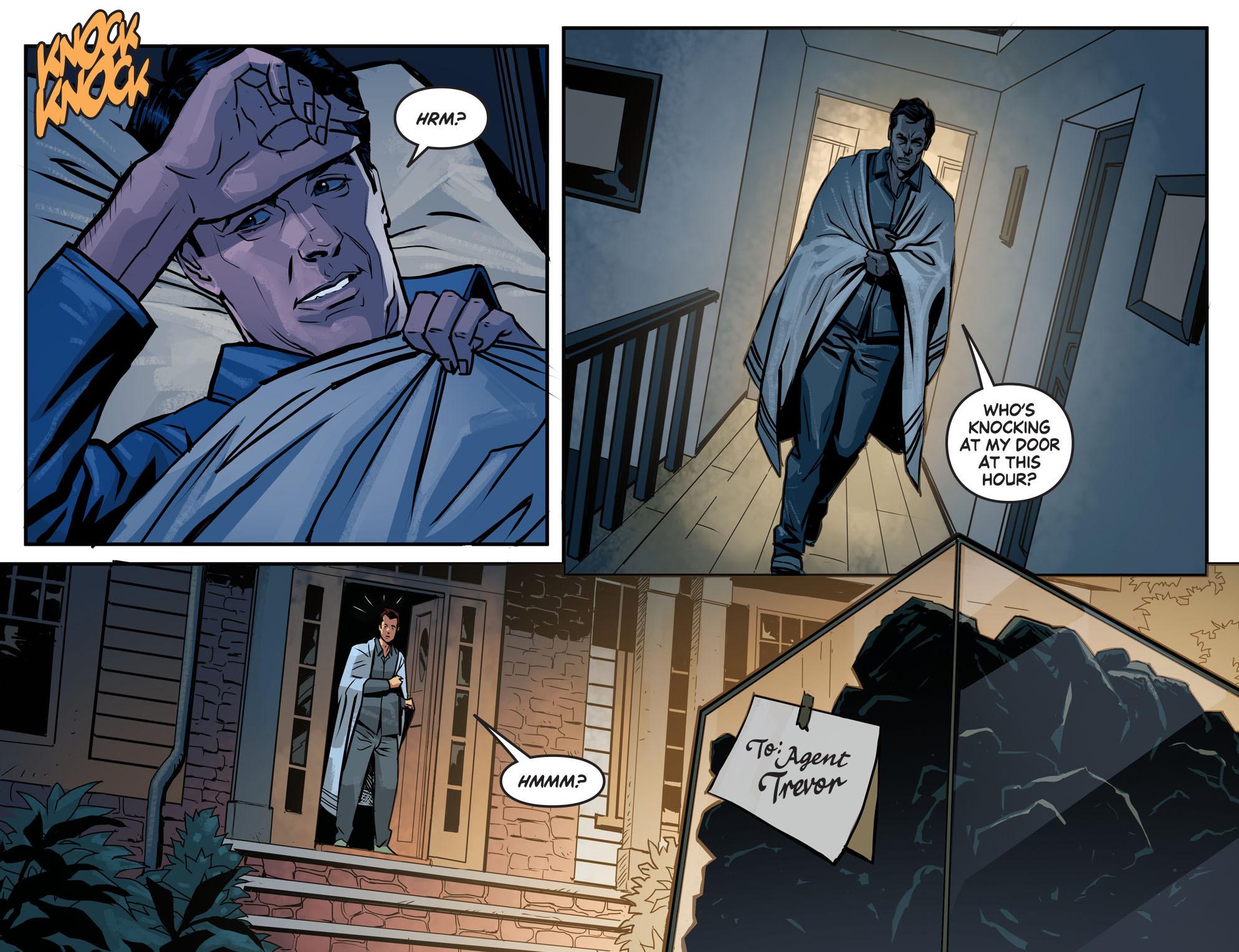 Read online Wonder Woman '77 [I] comic -  Issue #15 - 21